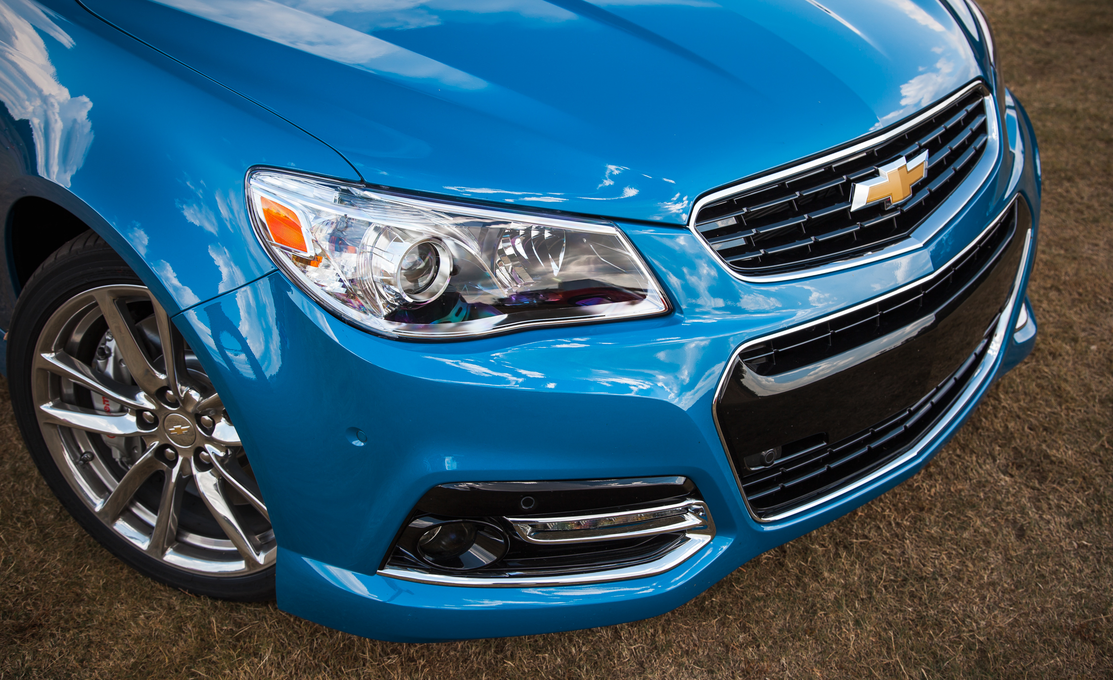 2015 Chevrolet SS (Photo 17 of 27)