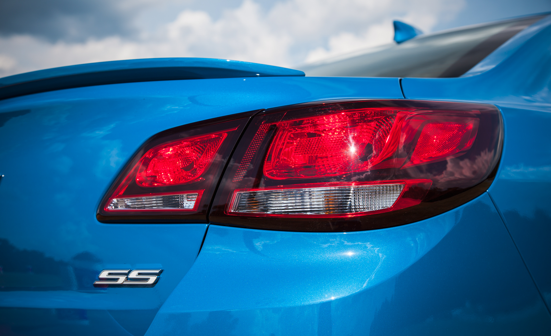 2015 Chevrolet SS (Photo 18 of 27)