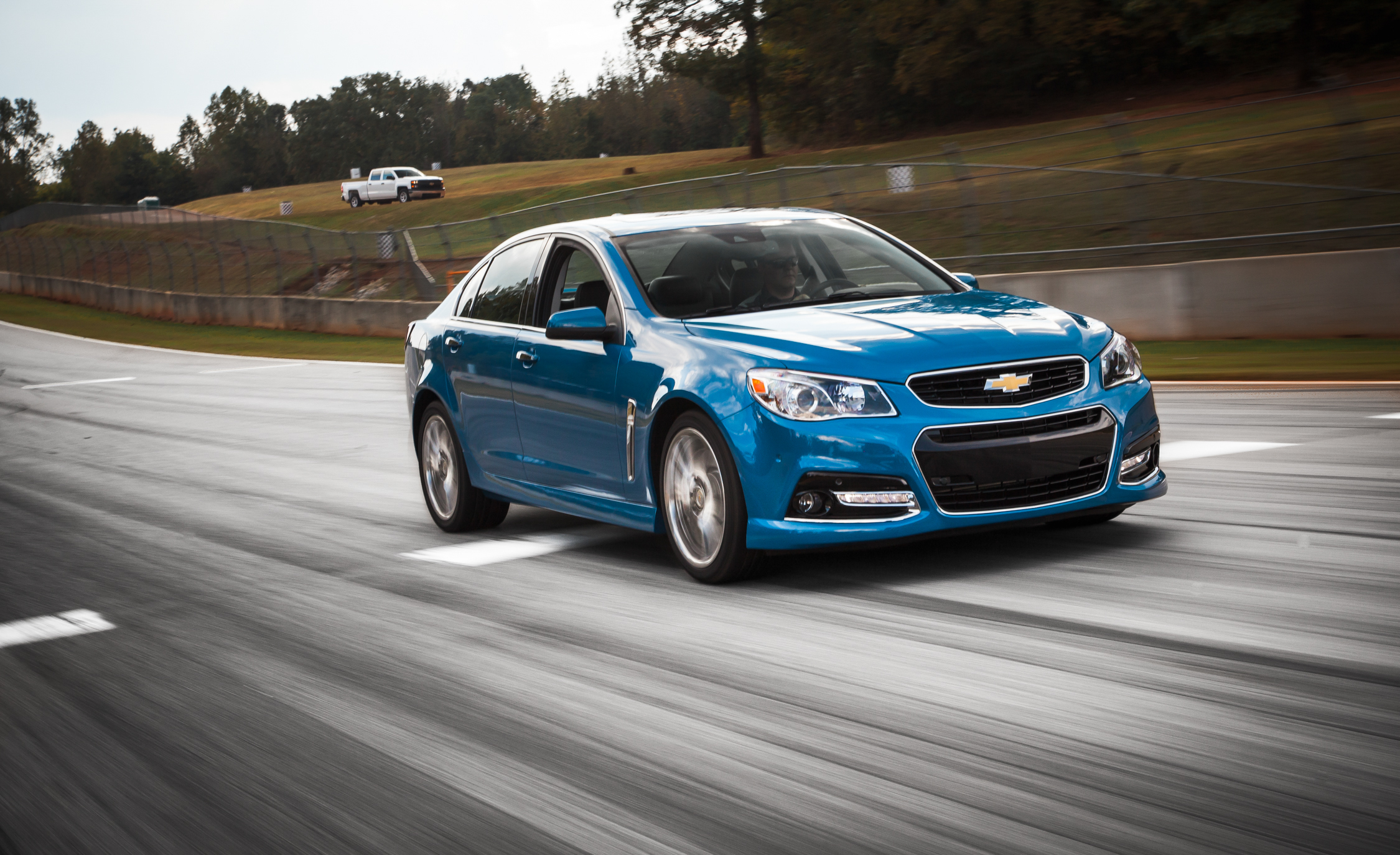Featured Image of 2015 Chevrolet SS