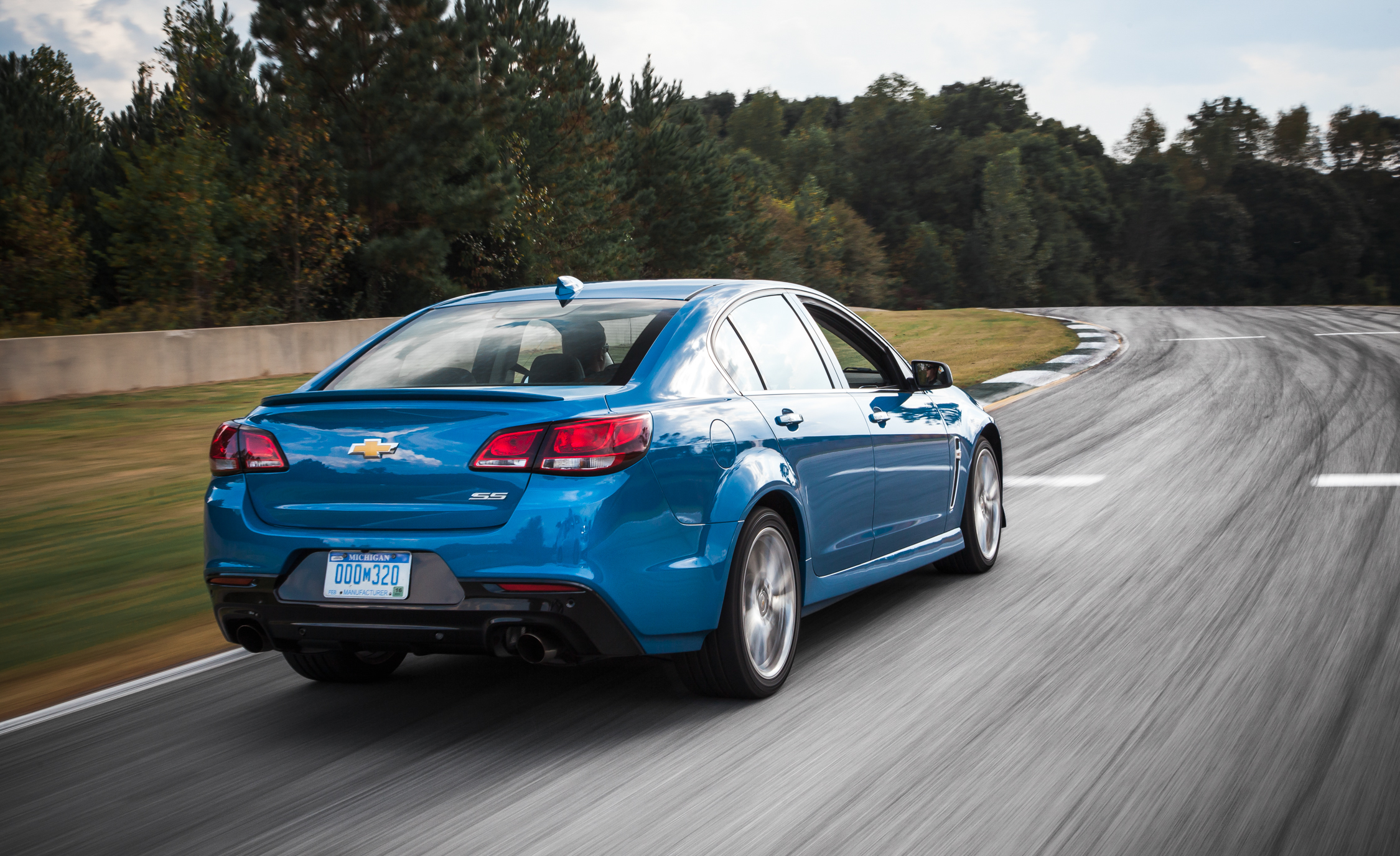 2015 Chevrolet SS (View 3 of 27)