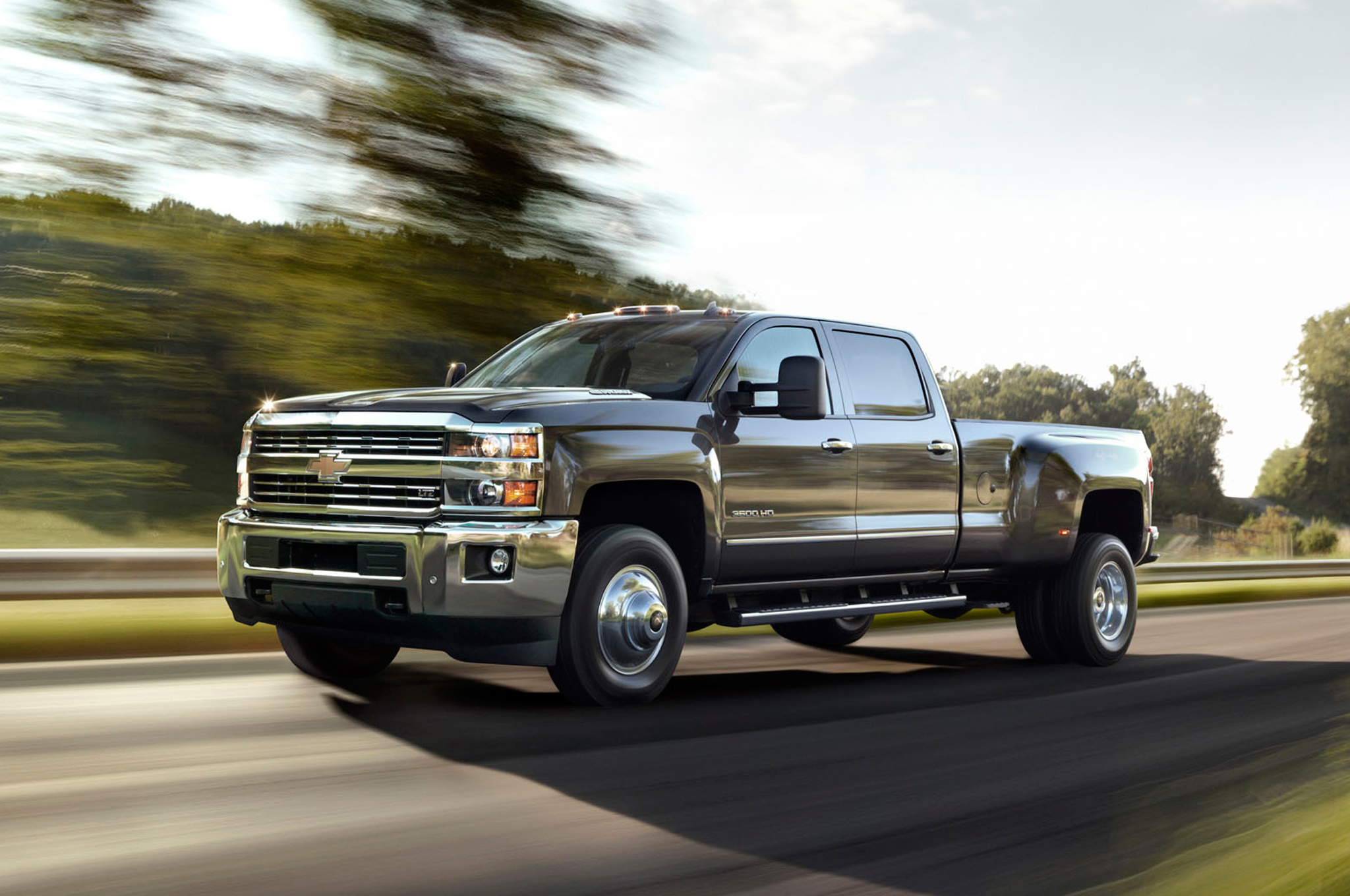 Featured Image of 2015 Chevrolet Silverado 2500HD
