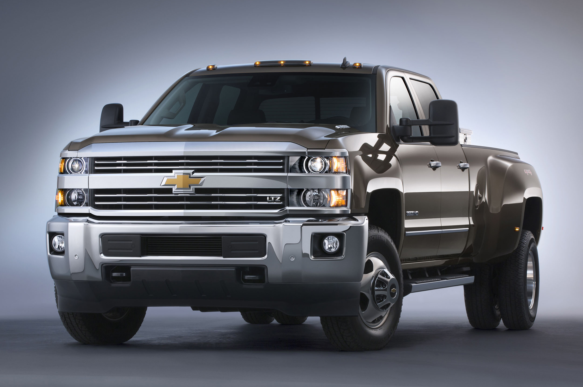 2015 Chevrolet Silverado Hd (View 6 of 6)