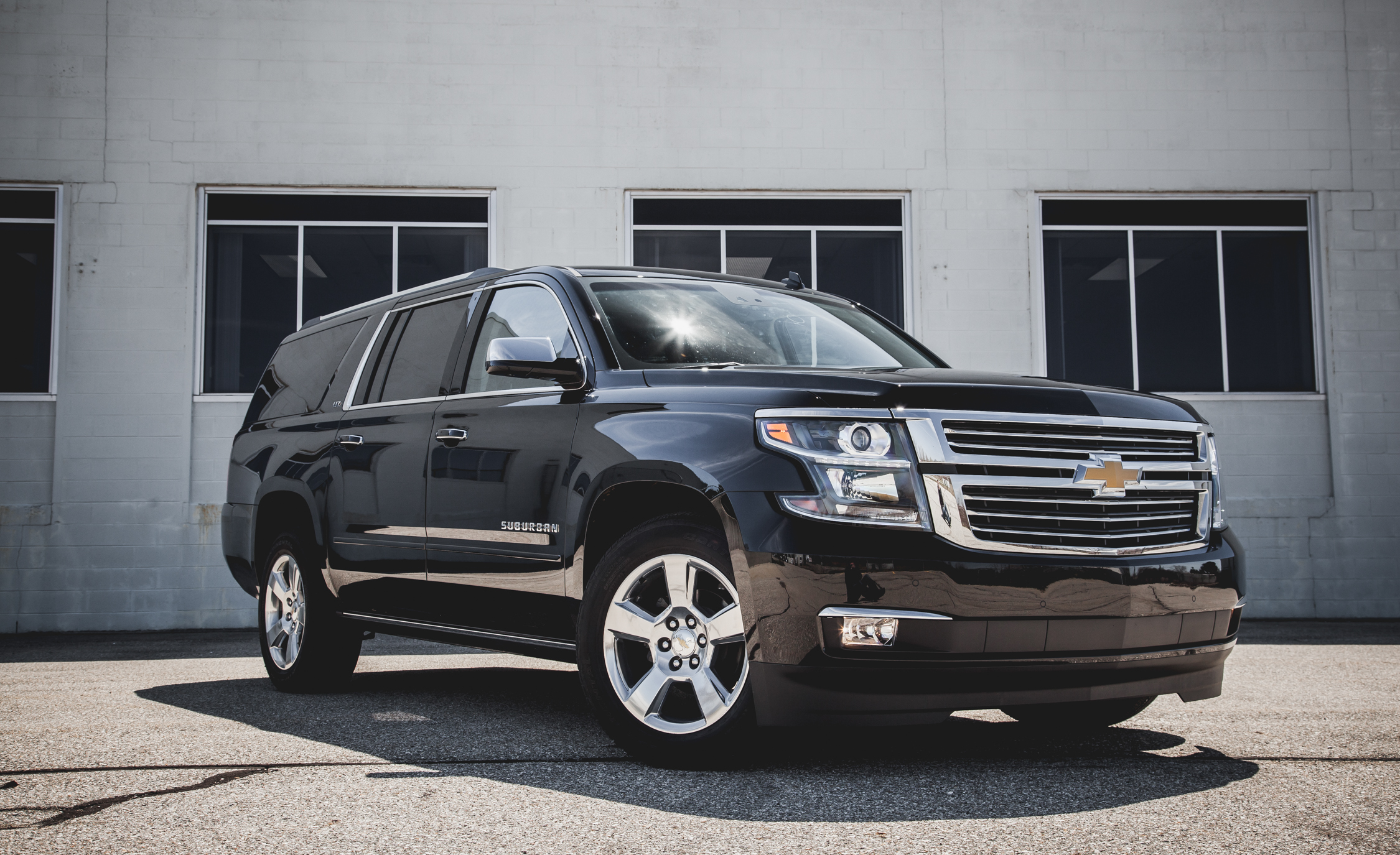 Featured Image of 2015 Chevrolet Suburban