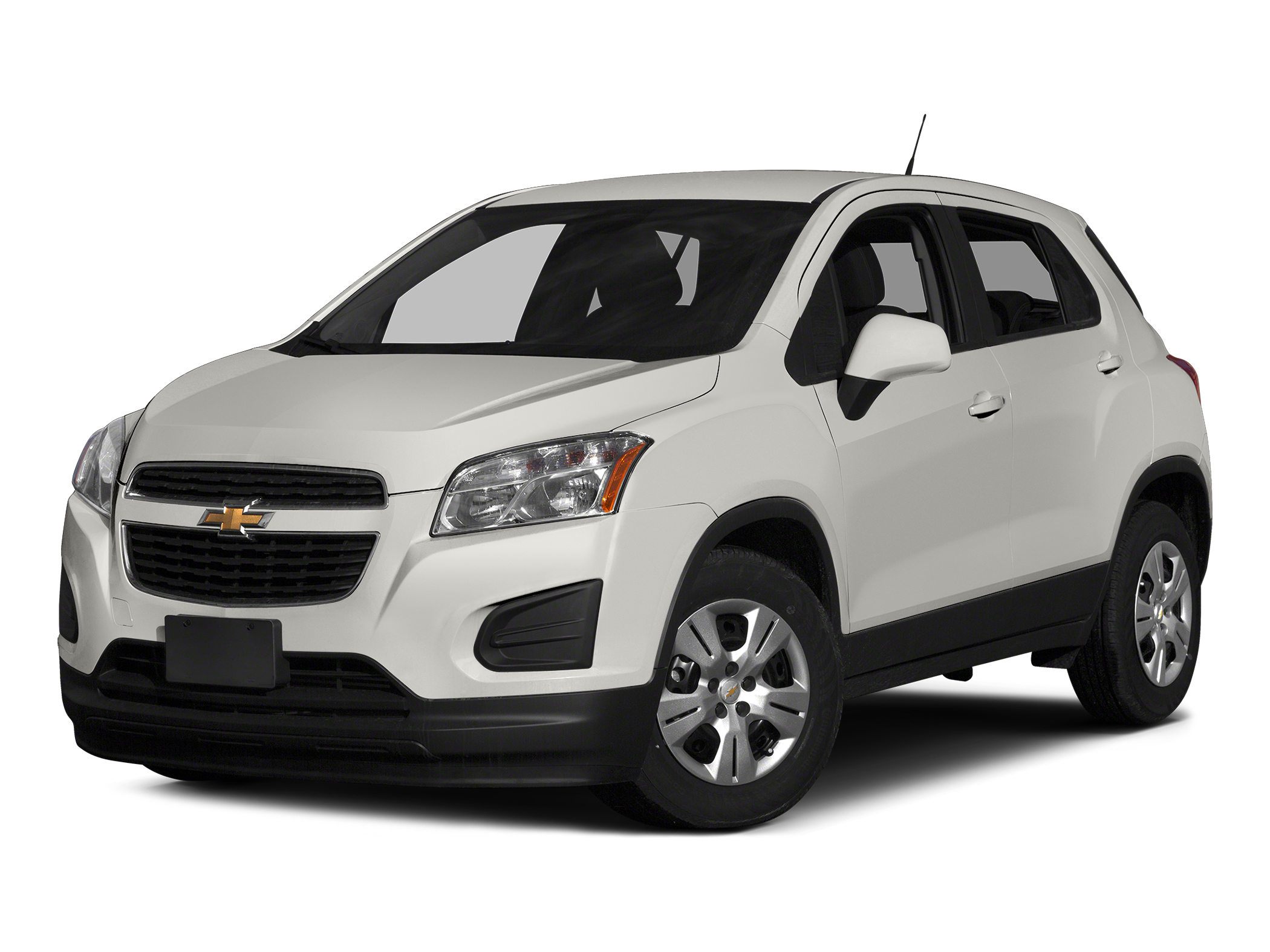 2015 Chevrolet Trax Exterior White (Photo 4 of 8)