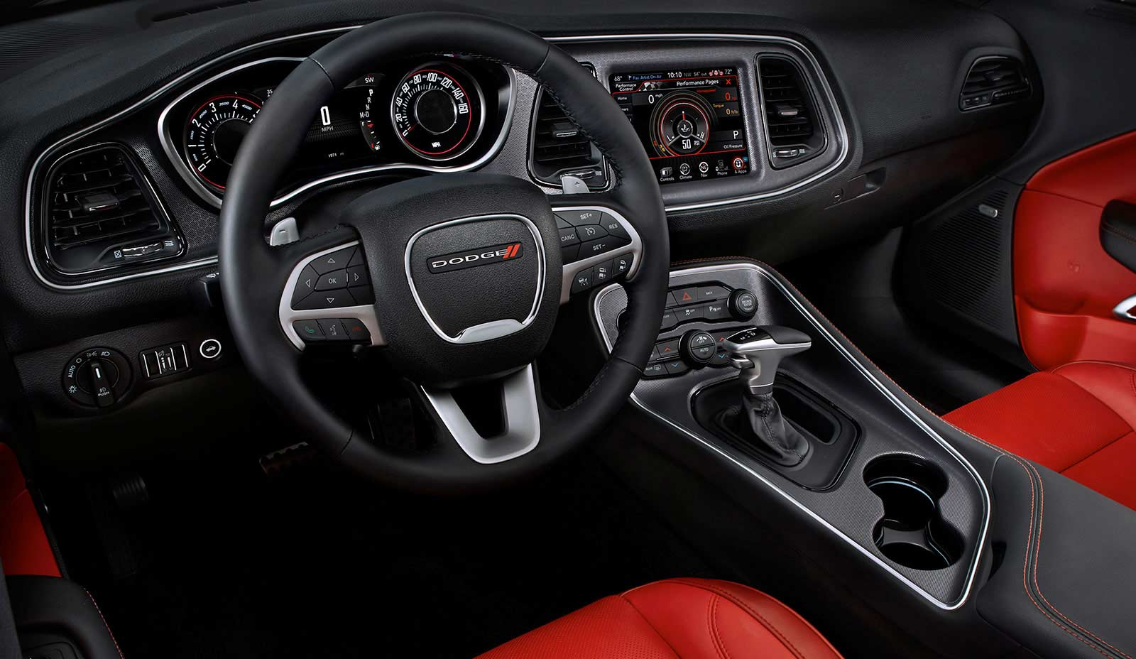2015 Dodge Challenger Cockpit Steer (Photo 31 of 39)