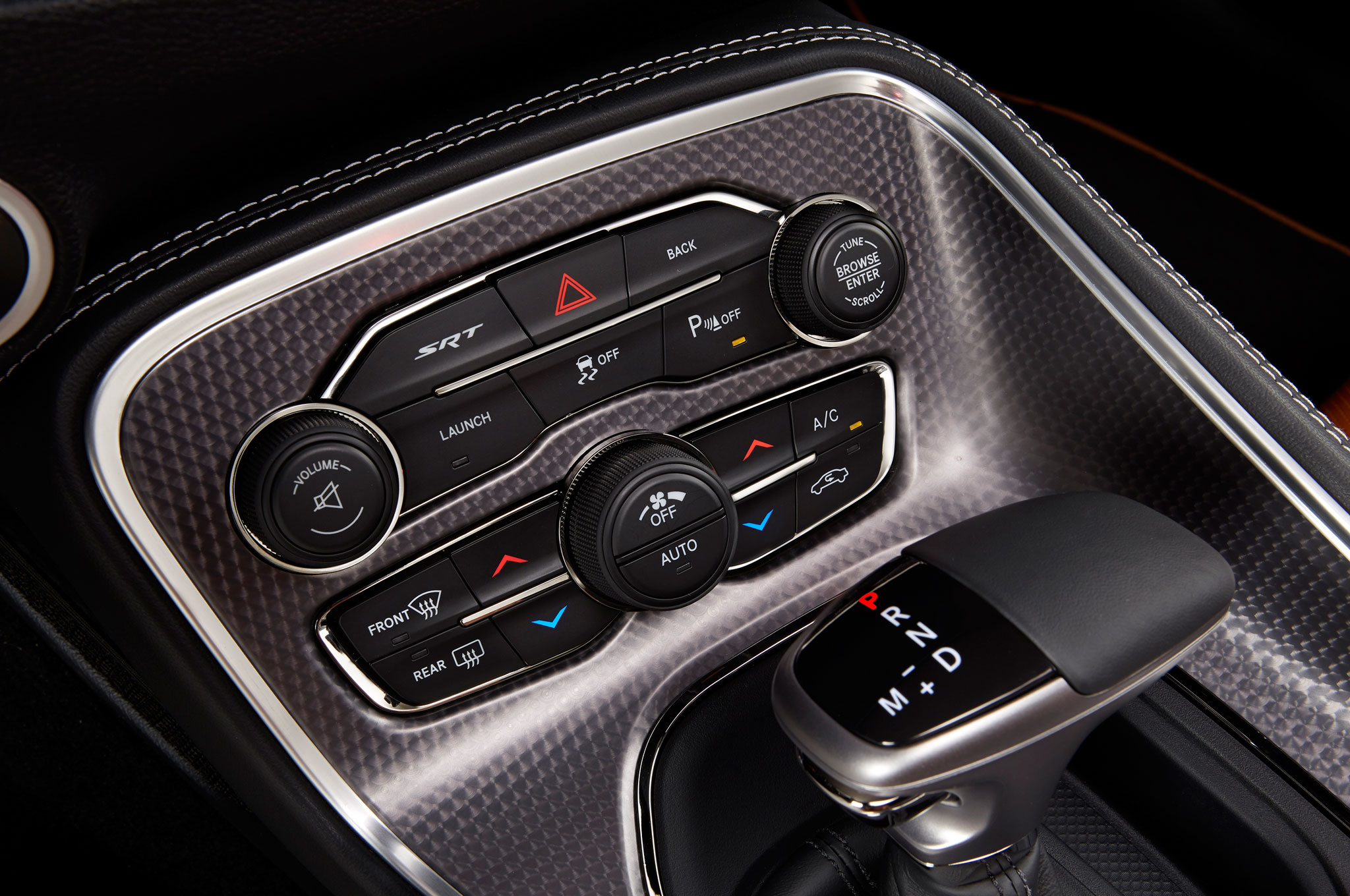 2015 Dodge Challenger Head Unit And Control (Photo 34 of 39)