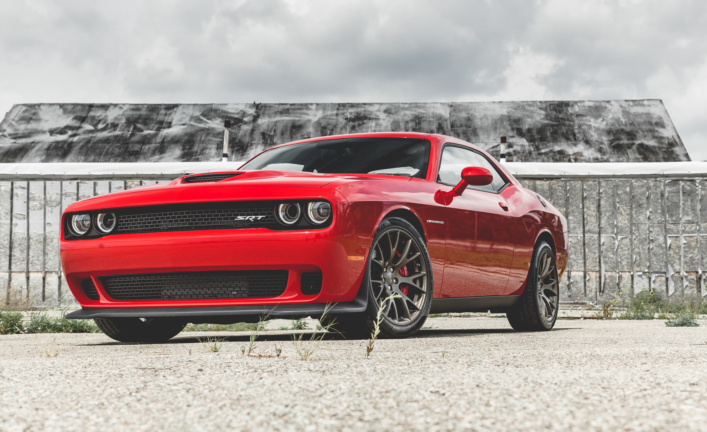 2015 Dodge Challenger SRT Hellcat (Photo 6 of 22)