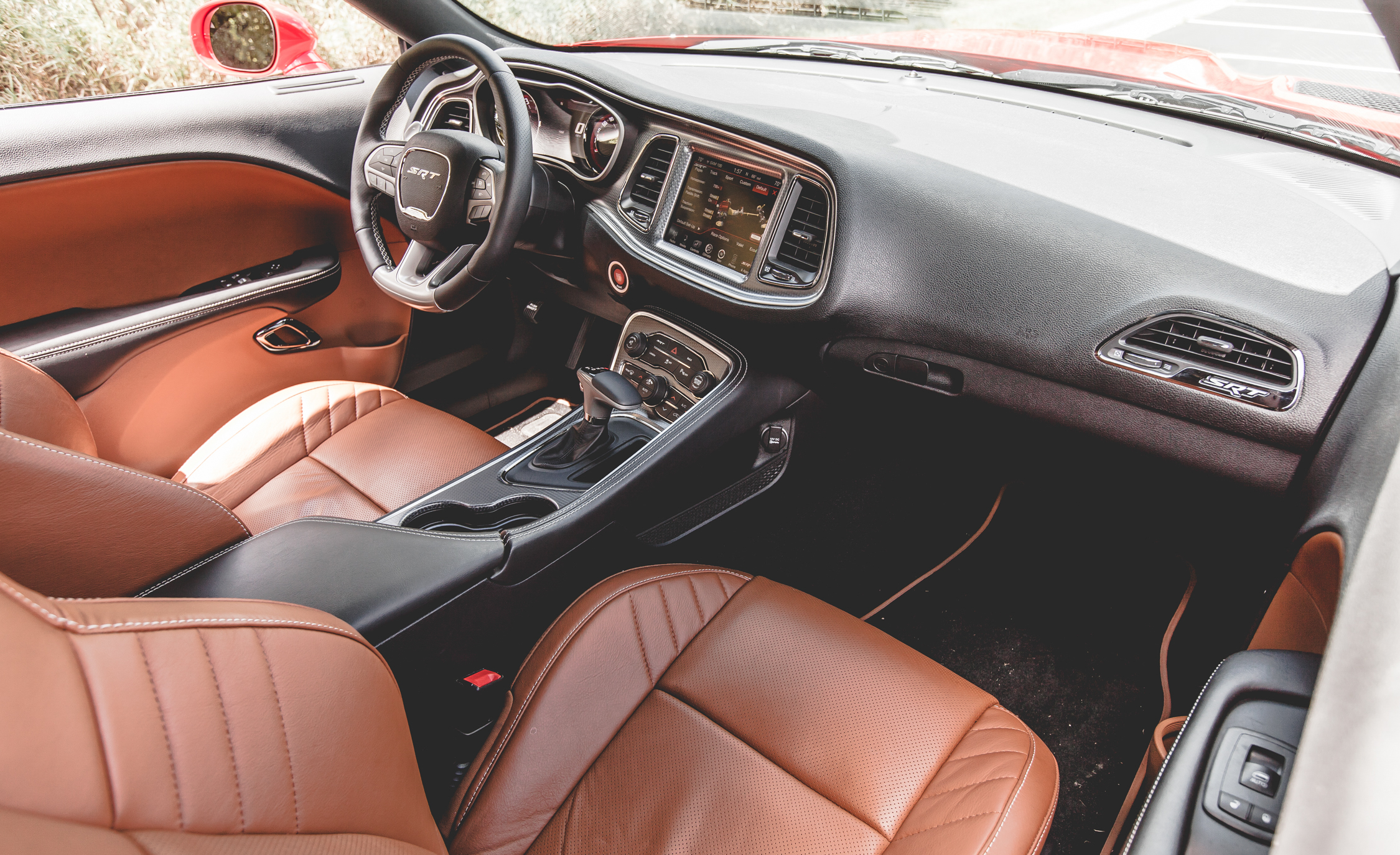 2015 Dodge Challenger SRT Hellcat Interior (Photo 12 of 22)