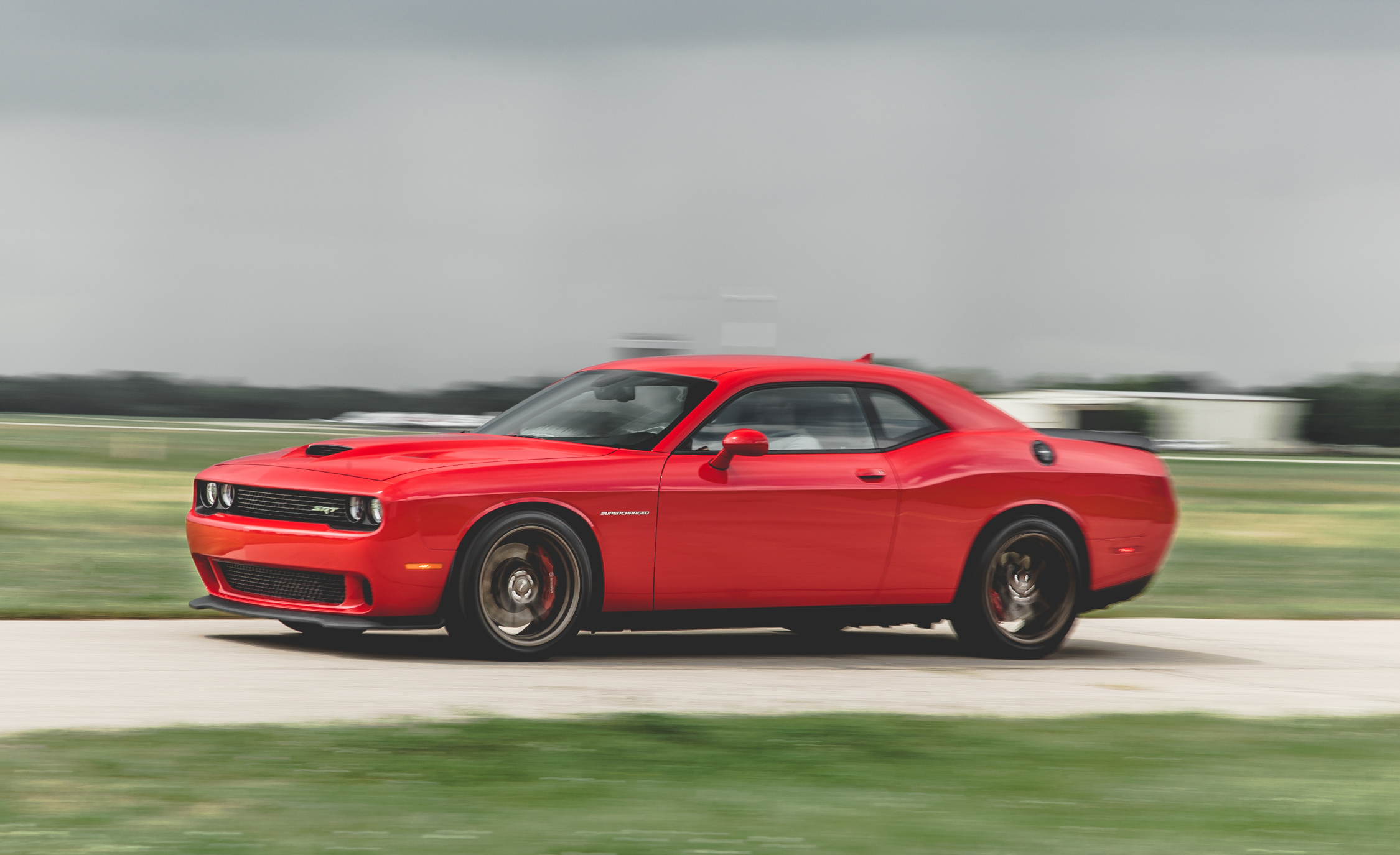 2015 Dodge Challenger SRT Hellcat (Photo 2 of 22)