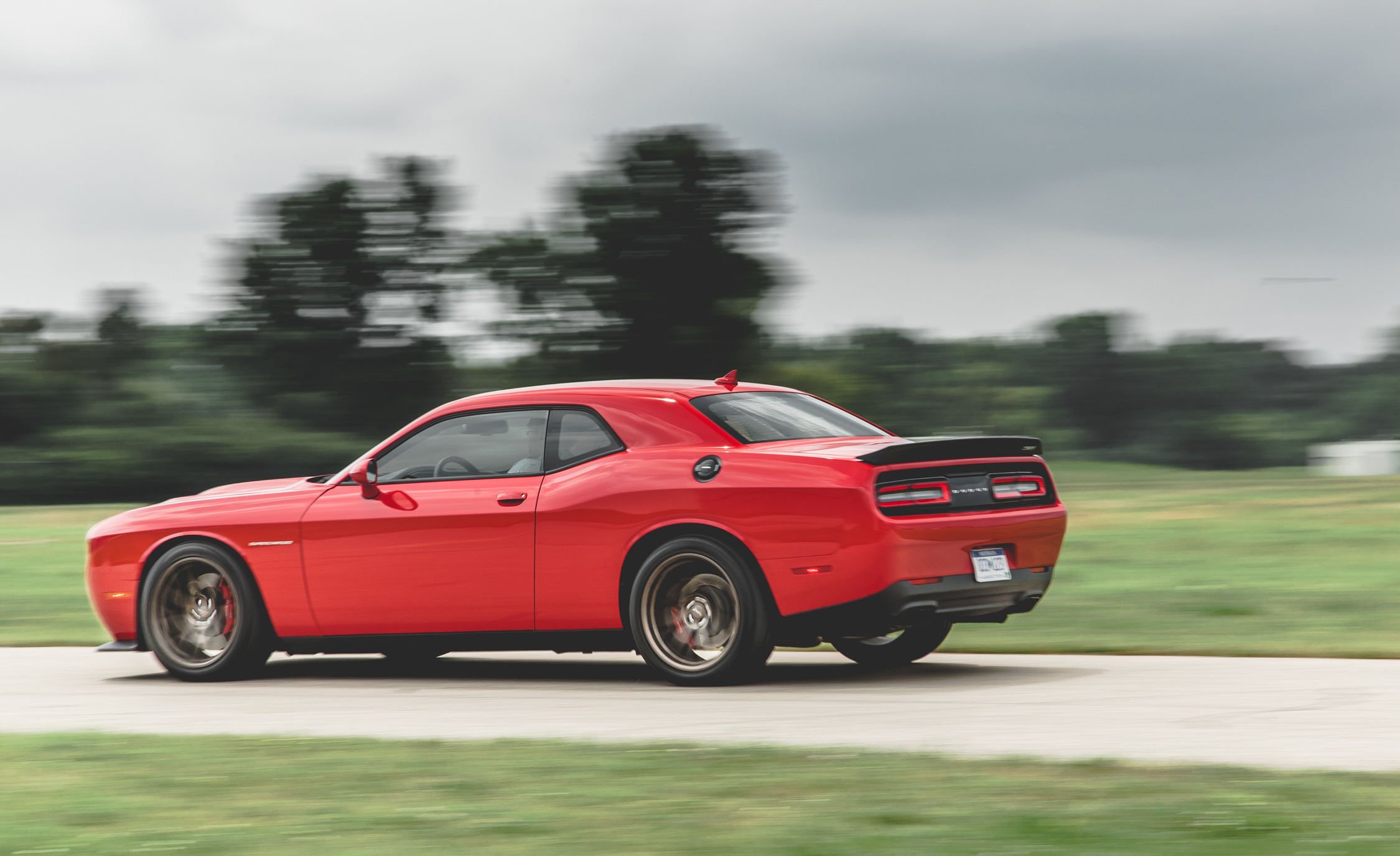2015 Dodge Challenger SRT Hellcat (Photo 3 of 22)