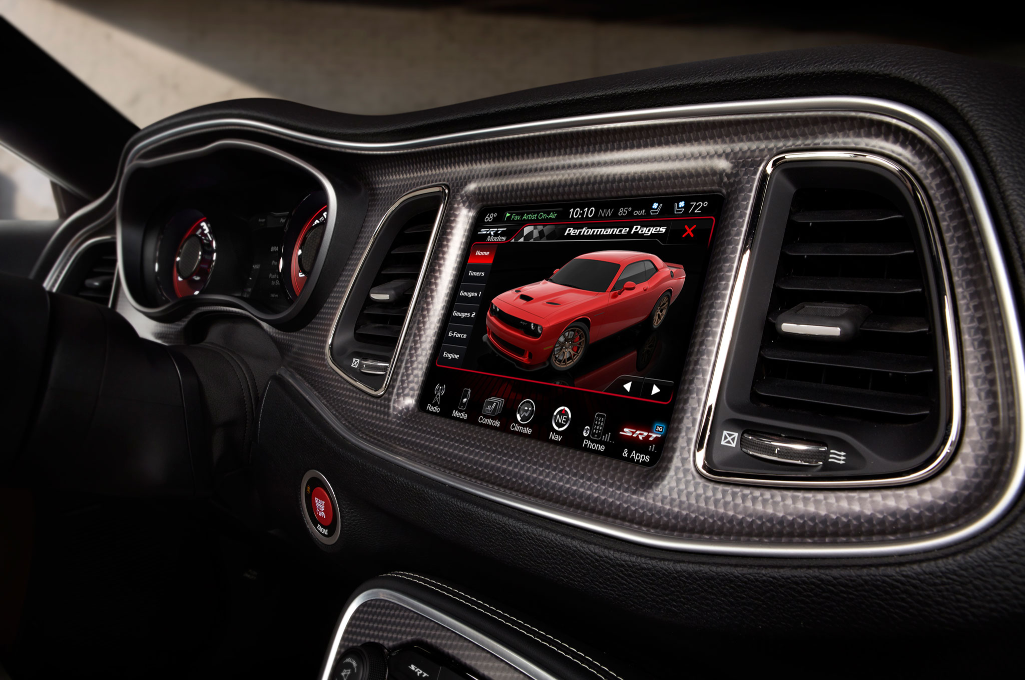 2015 Dodge Challenger Screen (Photo 35 of 39)