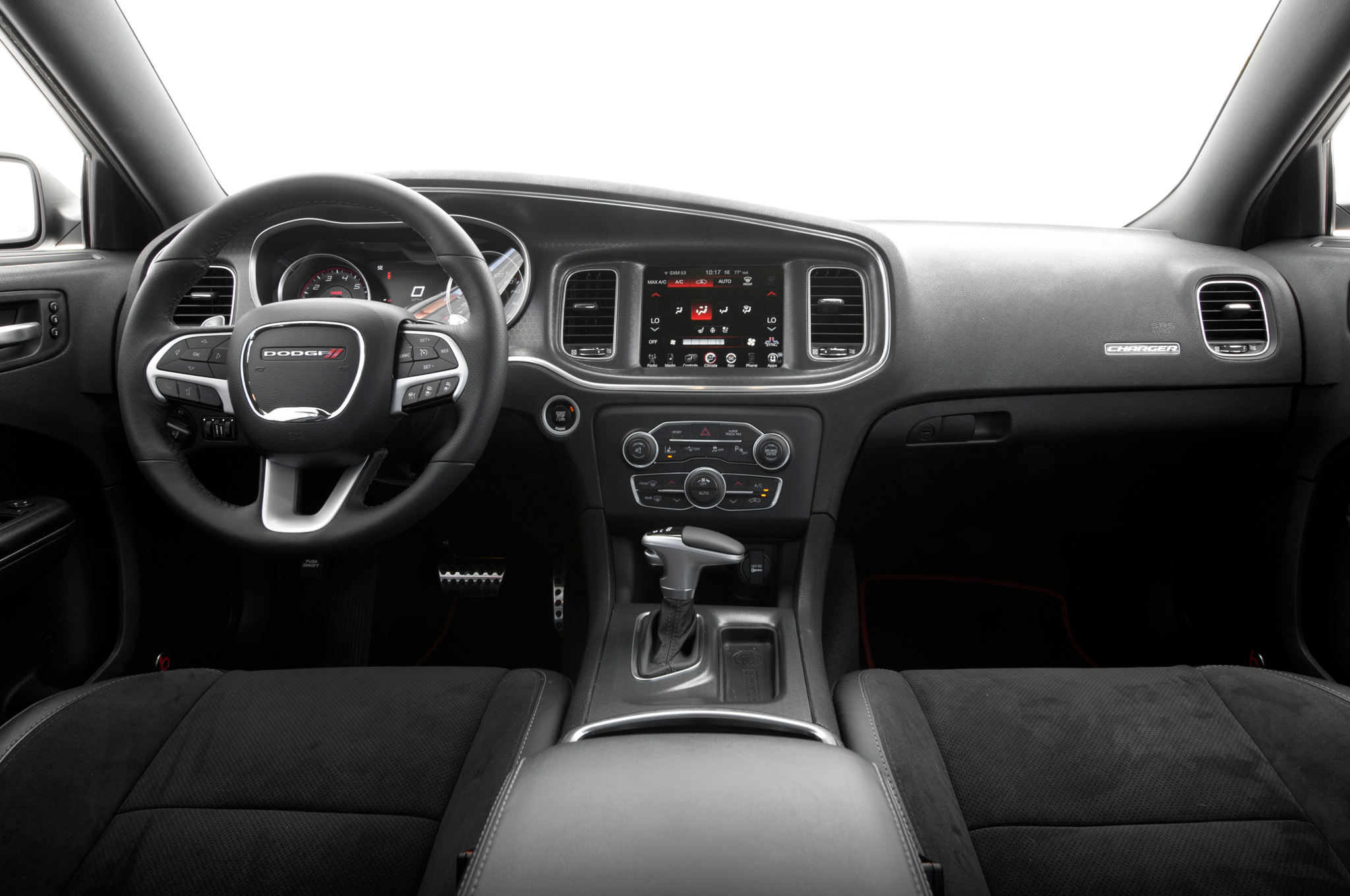 2015 Dodge Charger Dashboard Details (Photo 37 of 39)