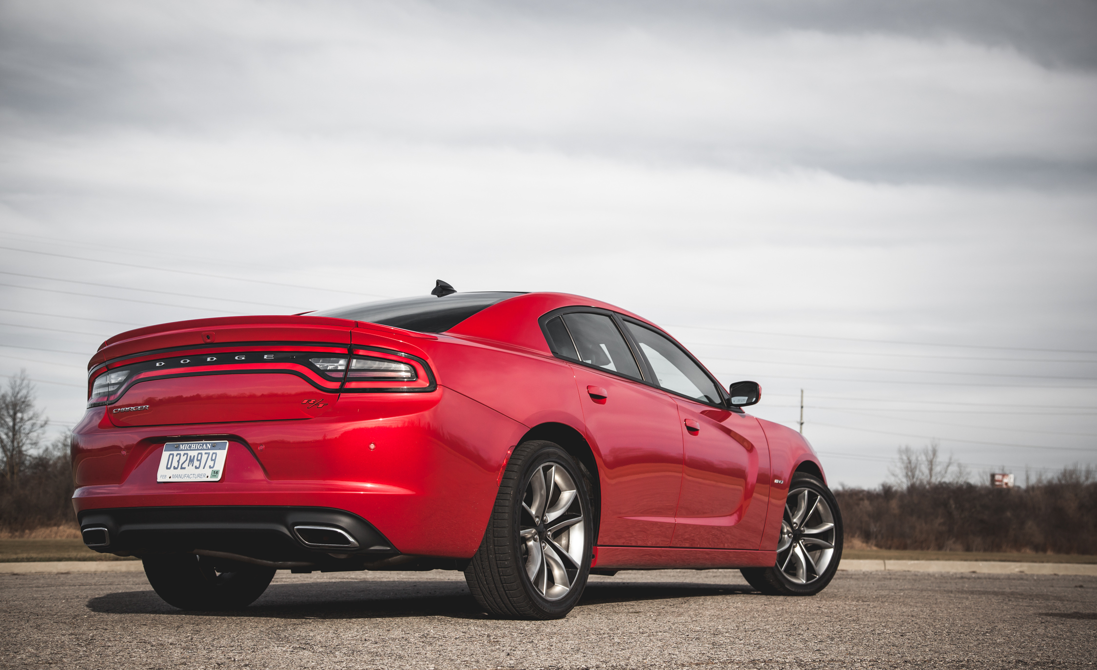 2015 Dodge Charger R/T (Photo 20 of 39)