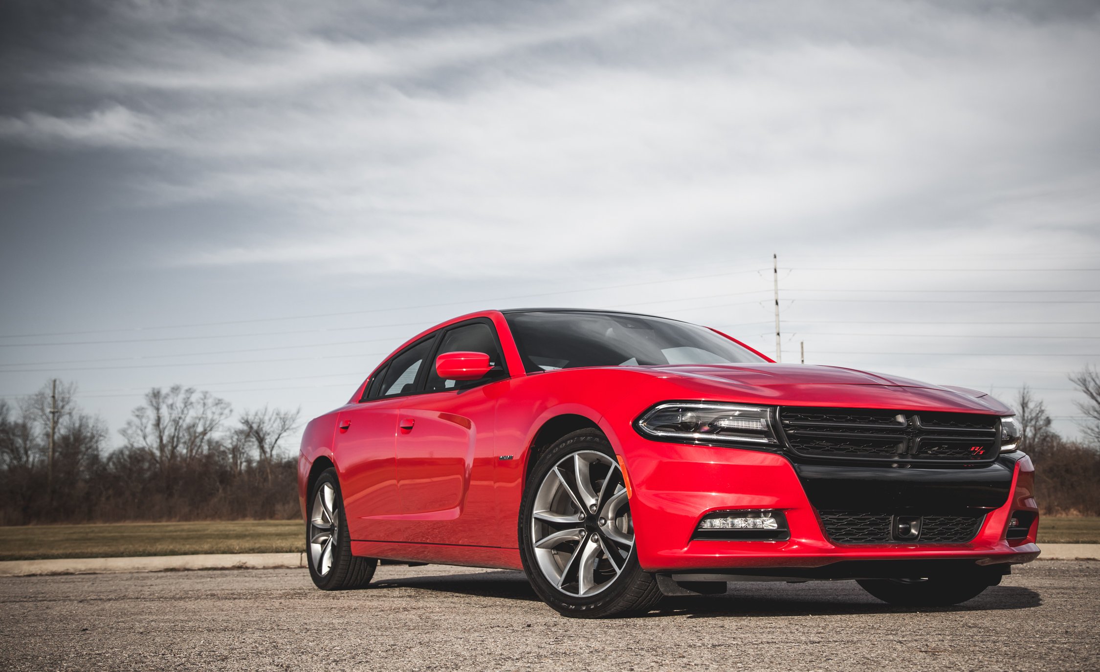2015 Dodge Charger R/T (Photo 16 of 39)