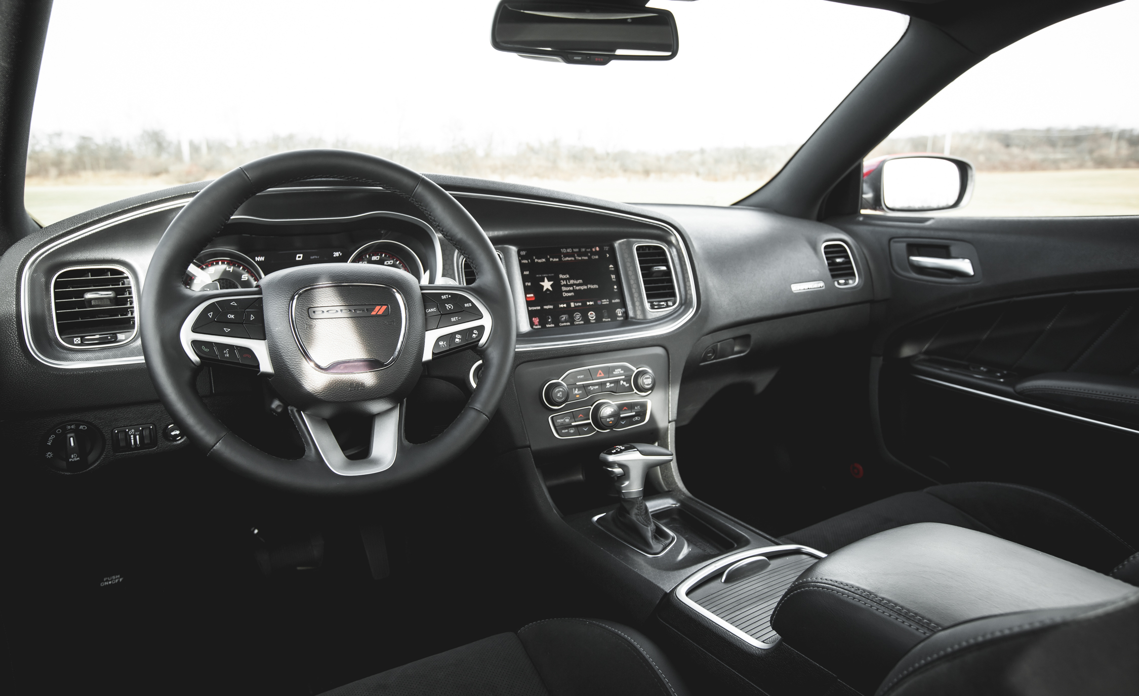 hero features interior charger spacious image dodge