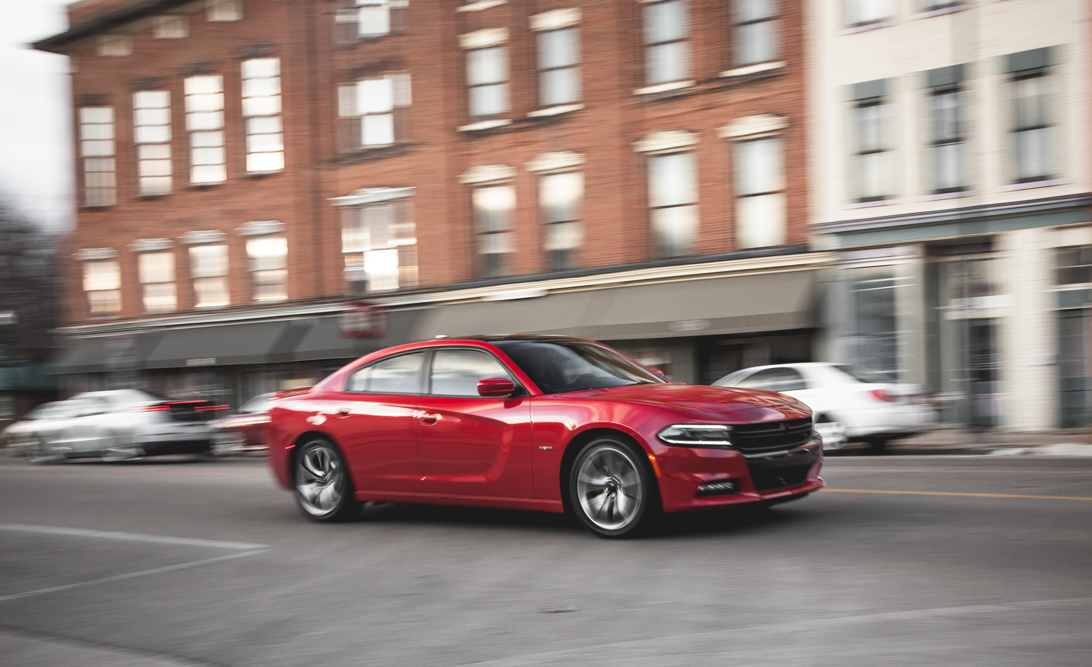 2015 Dodge Charger R/T (Photo 10 of 39)