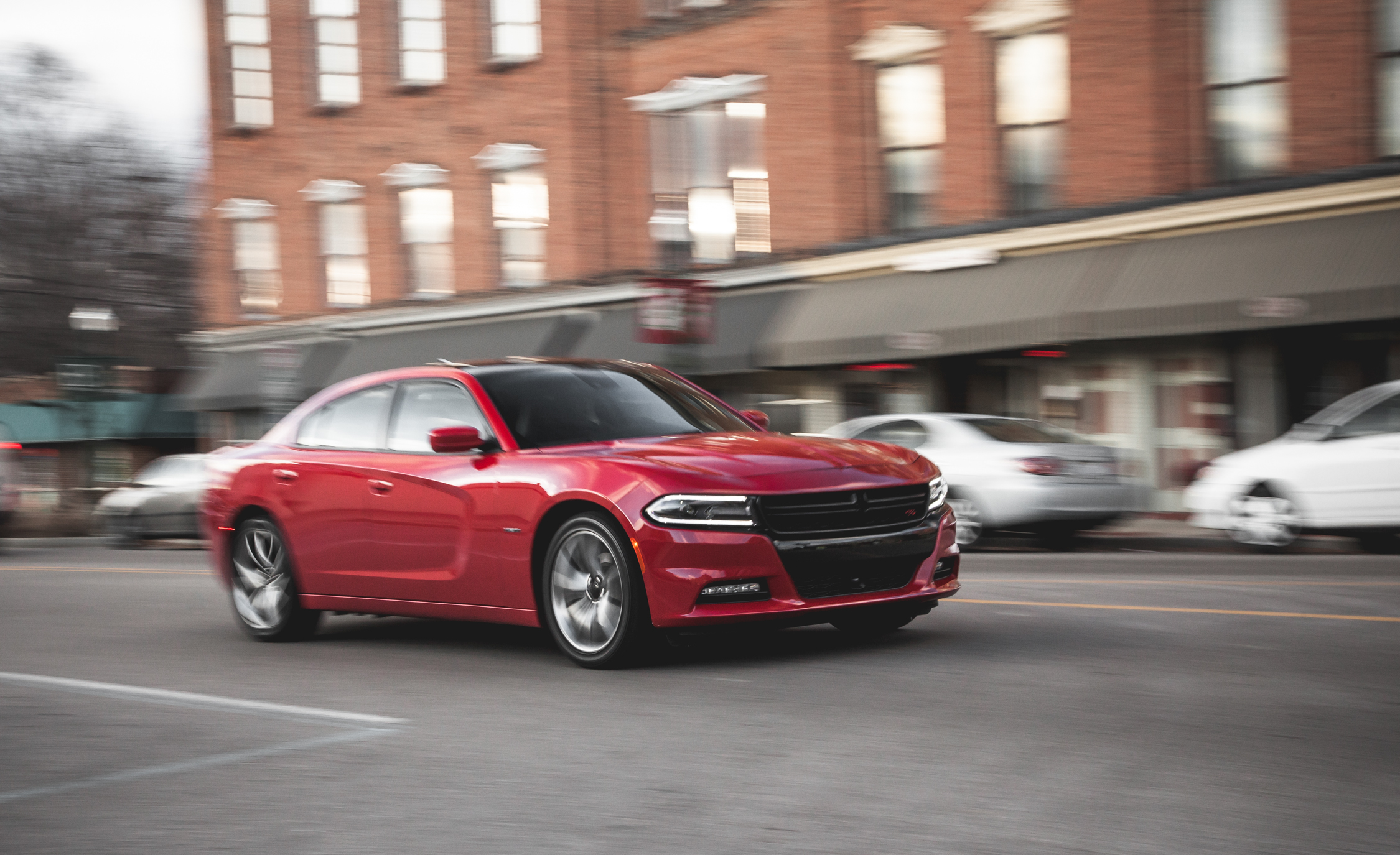 2015 Dodge Charger R/T (Photo 11 of 39)