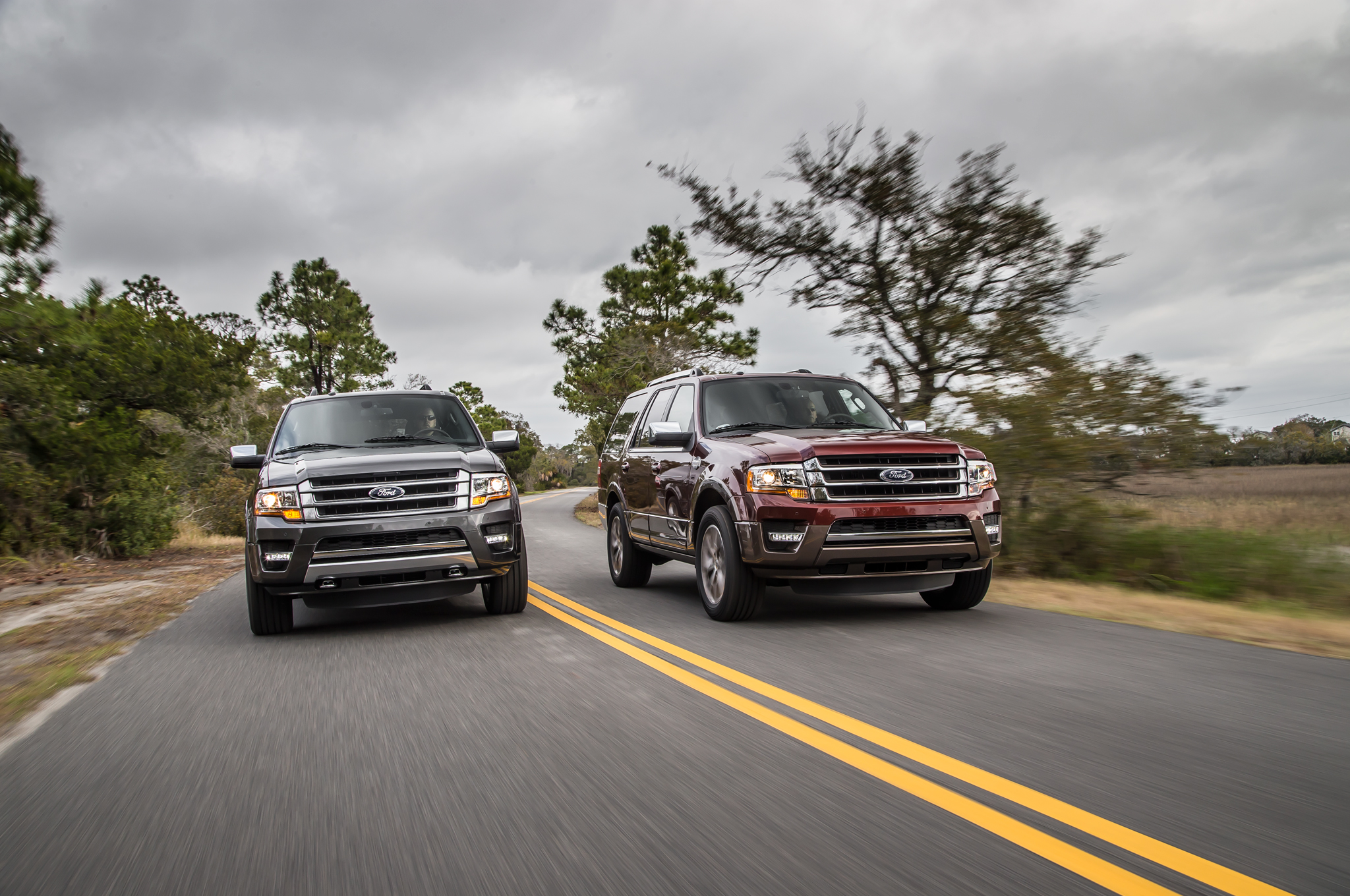 2015 Ford Expedition Drive (Photo 2 of 6)