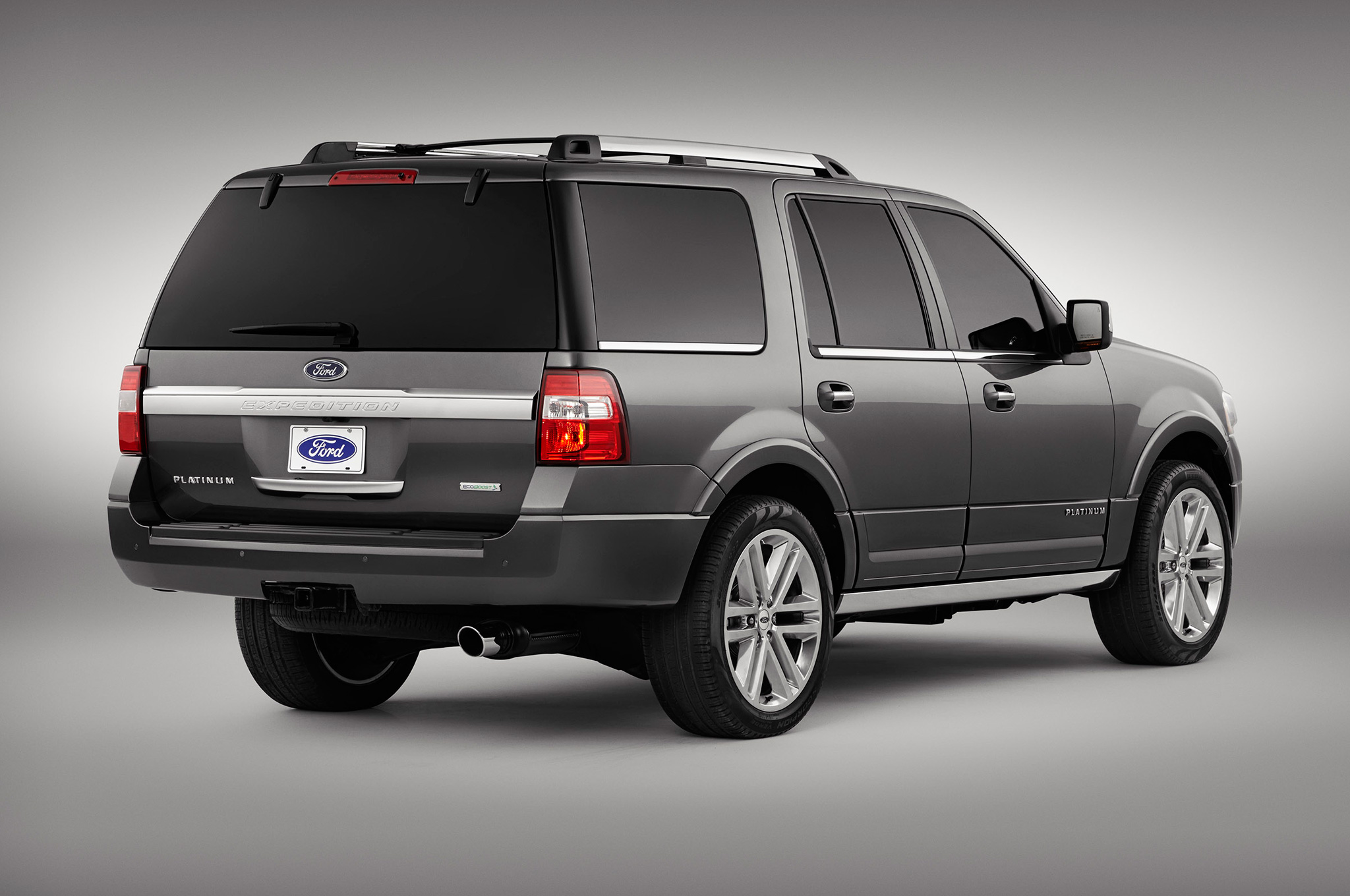 2015 Ford Expedition Rear Exterior (Photo 5 of 6)