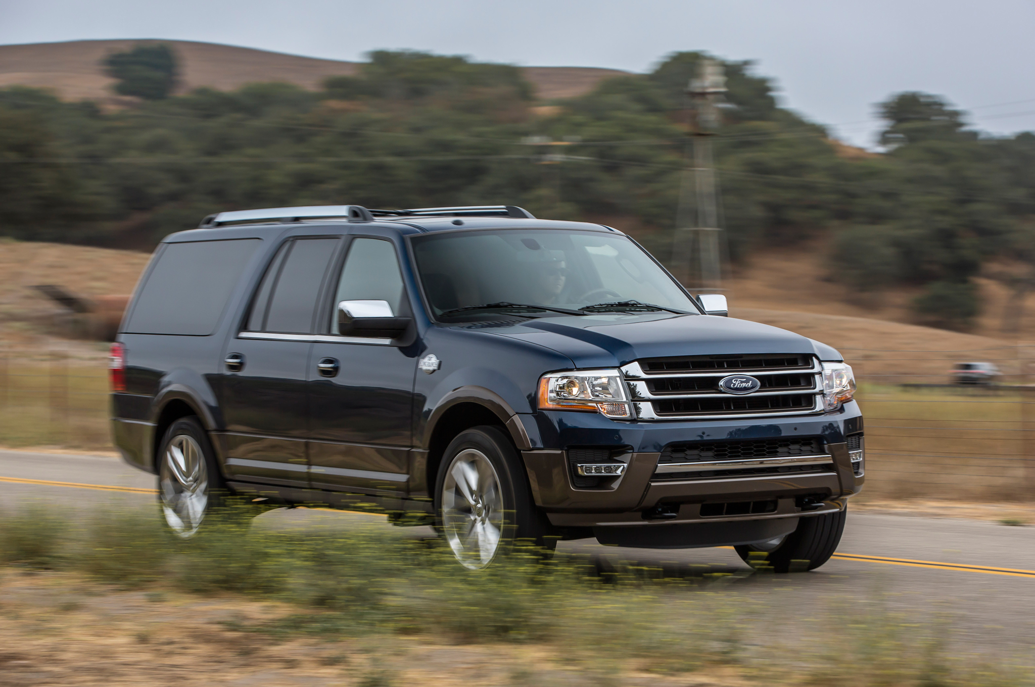 2015 Ford Expedition Test Review (Photo 6 of 6)