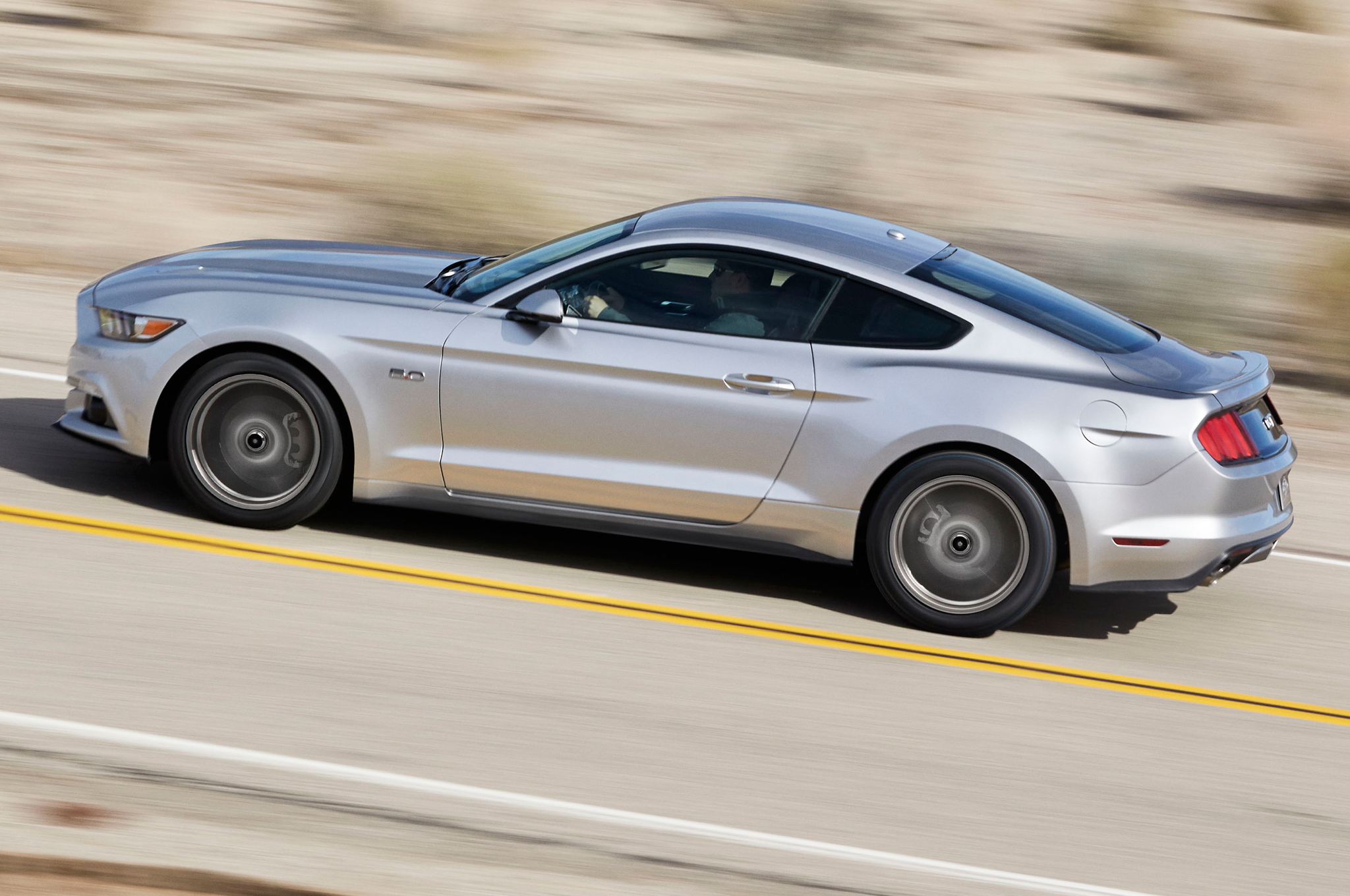 2015 Ford Mustang Exterior (Photo 3 of 30)