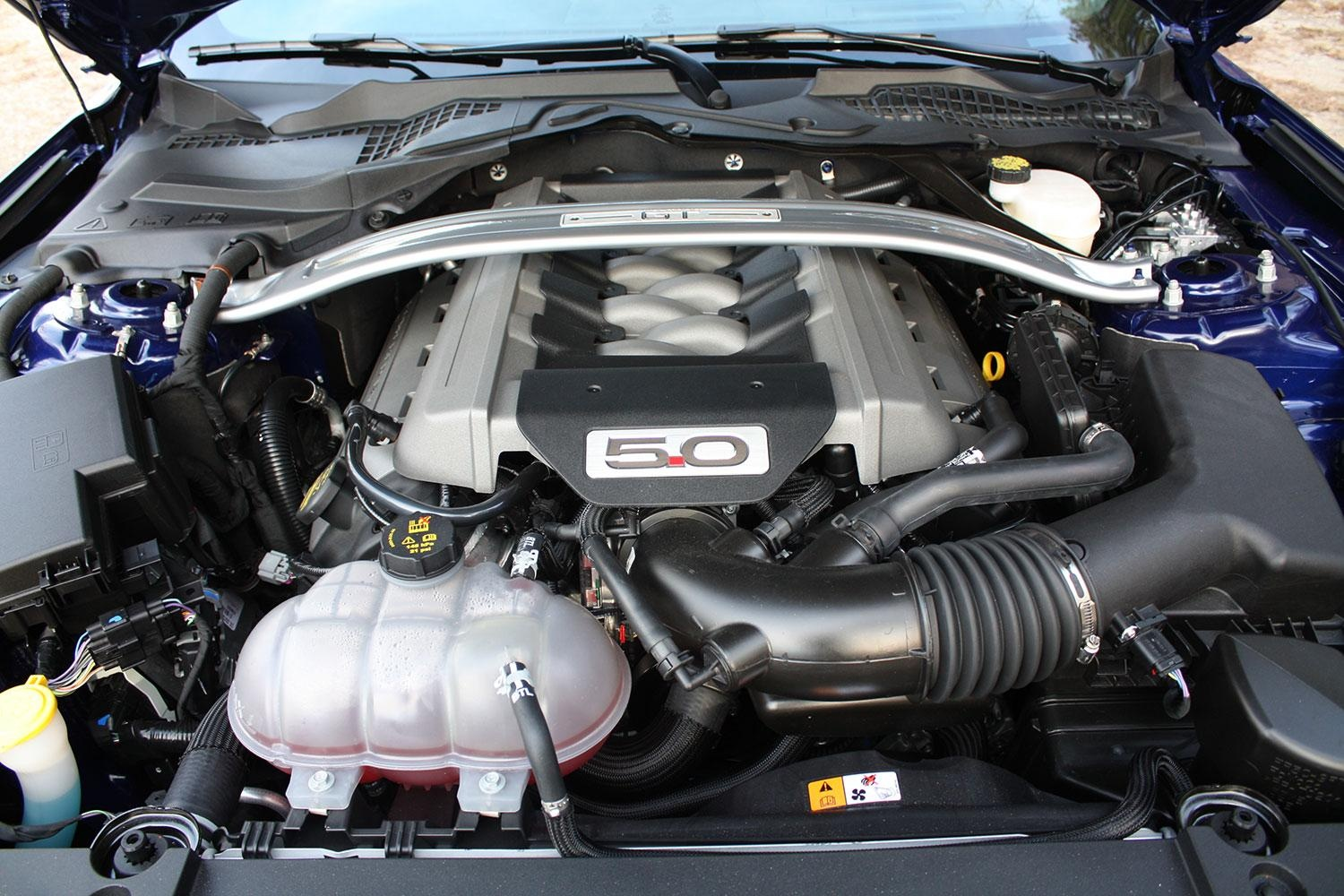 2015 Ford Mustang Gt Engine Preview (Photo 6 of 30)