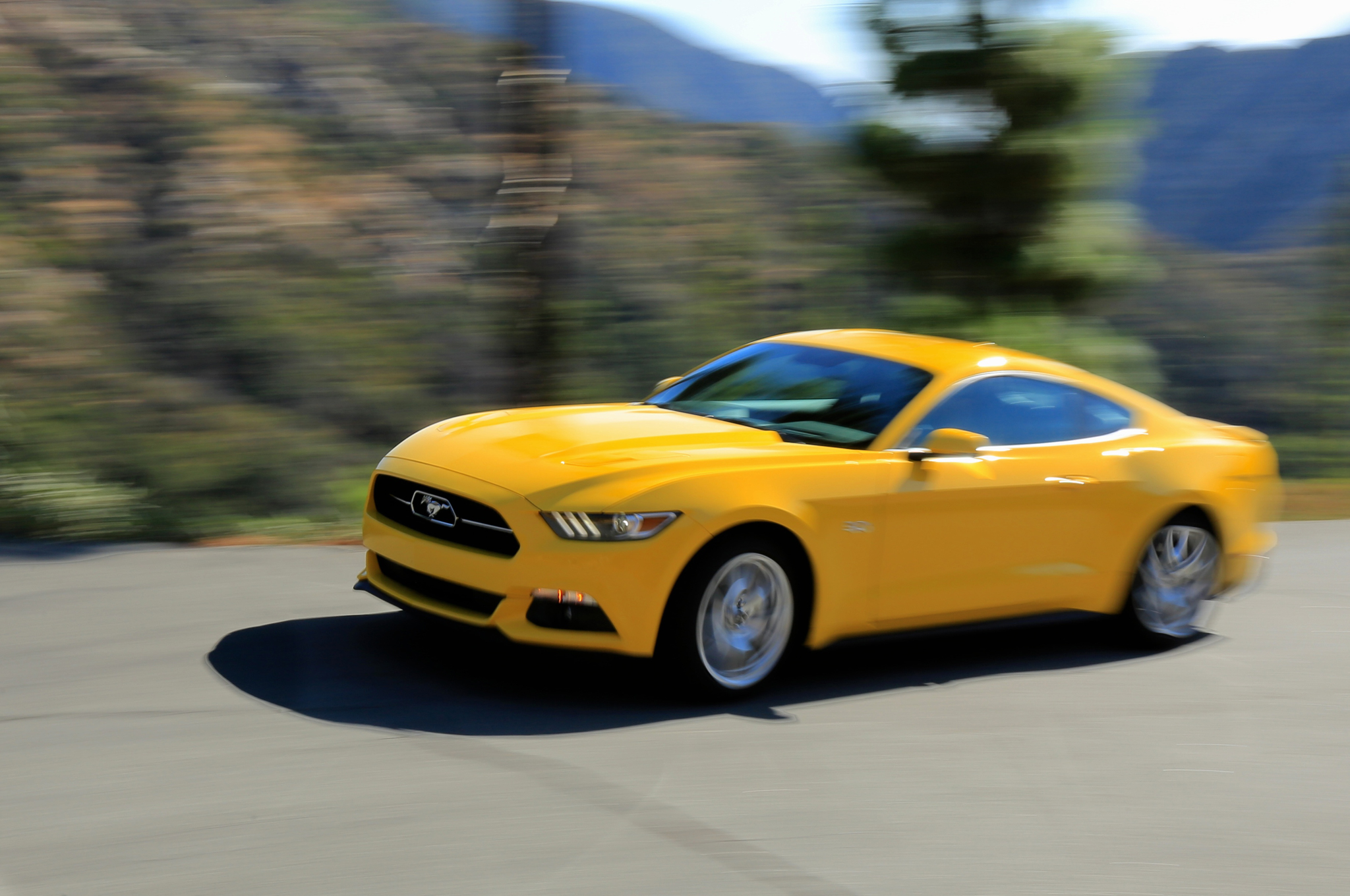 2015 Ford Mustang Gt Performance Test (Photo 15 of 30)
