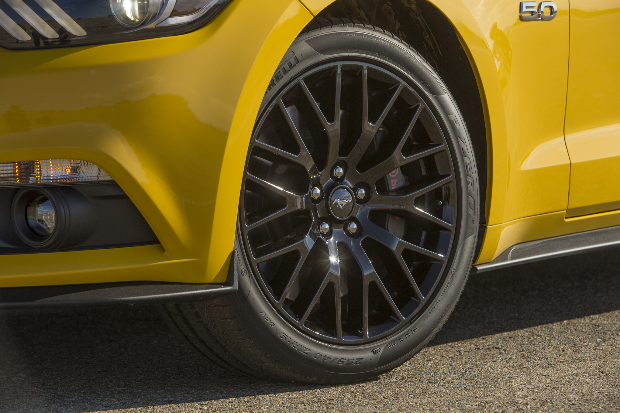 2015 Ford Mustang Gt Wheel (Photo 21 of 30)