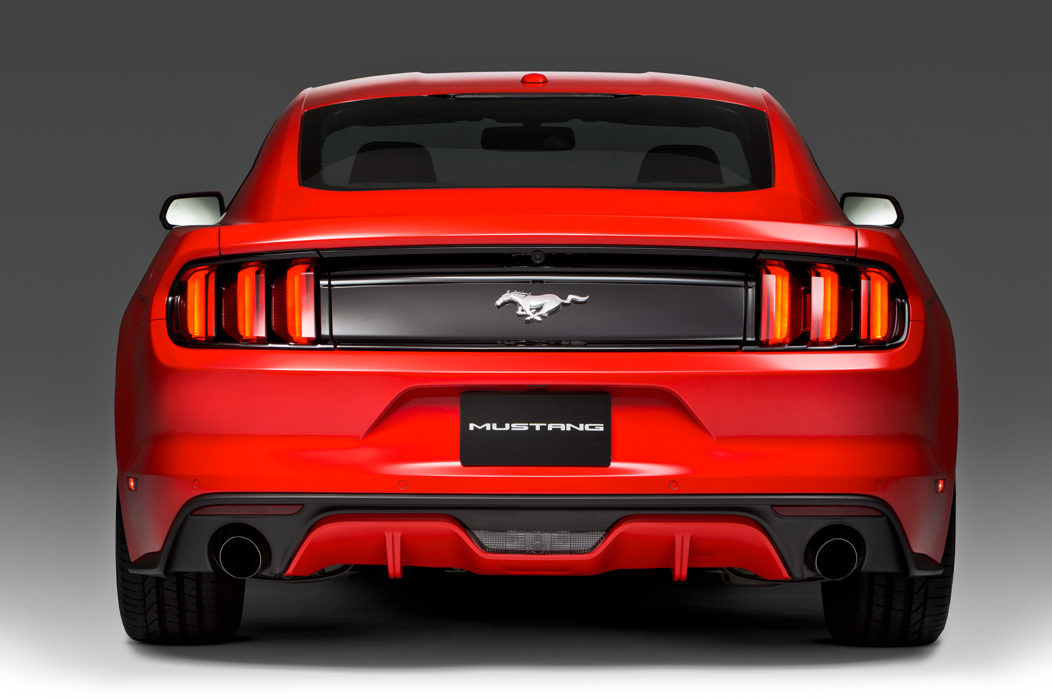 2015 Ford Mustang Rear Details (Photo 23 of 30)