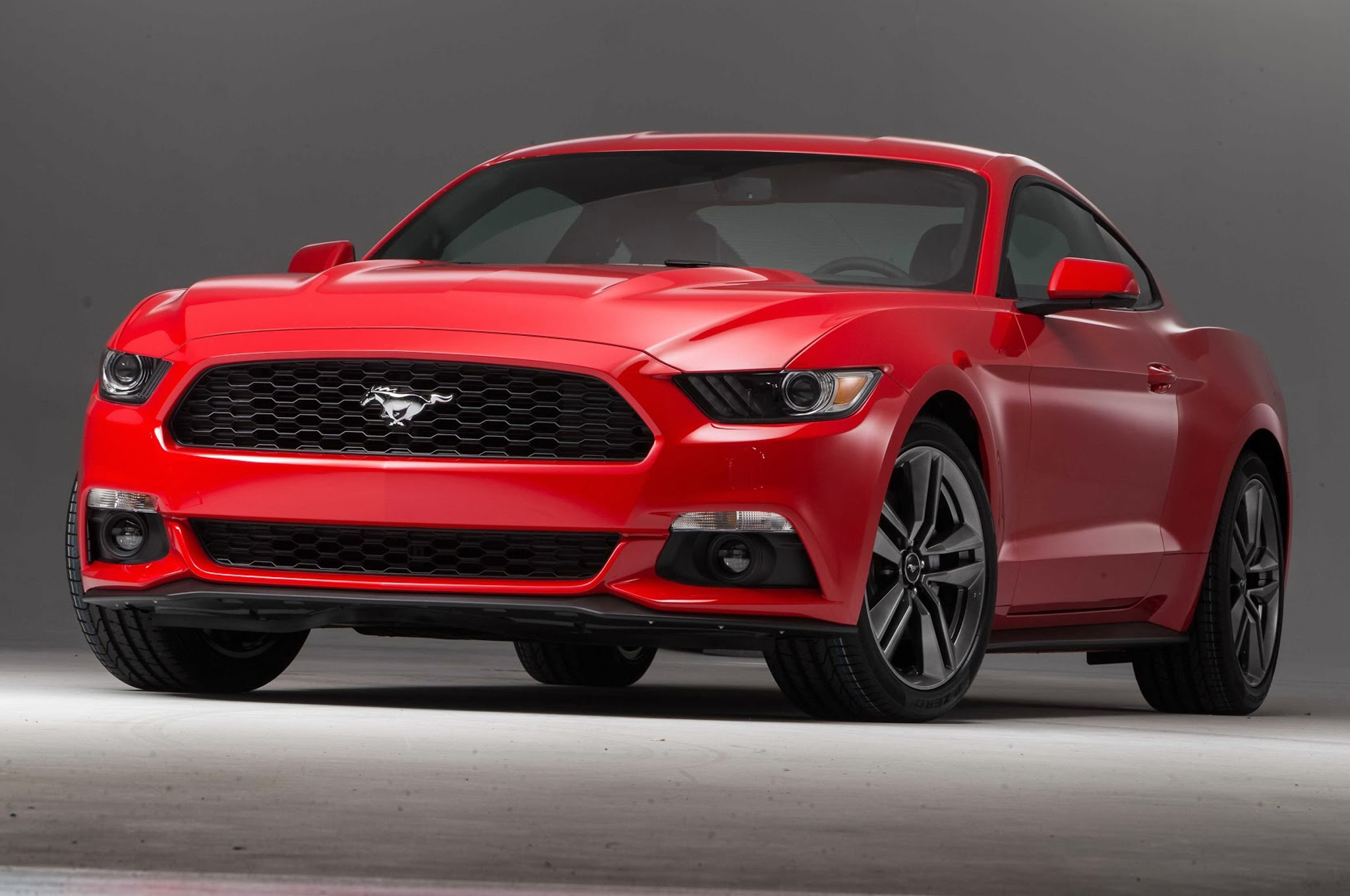 Featured Image of 2015 Ford Mustang GT
