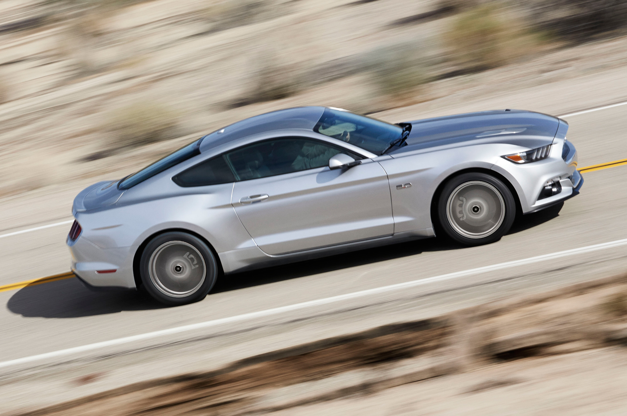 2015 Ford Mustang Road Test (Photo 25 of 30)
