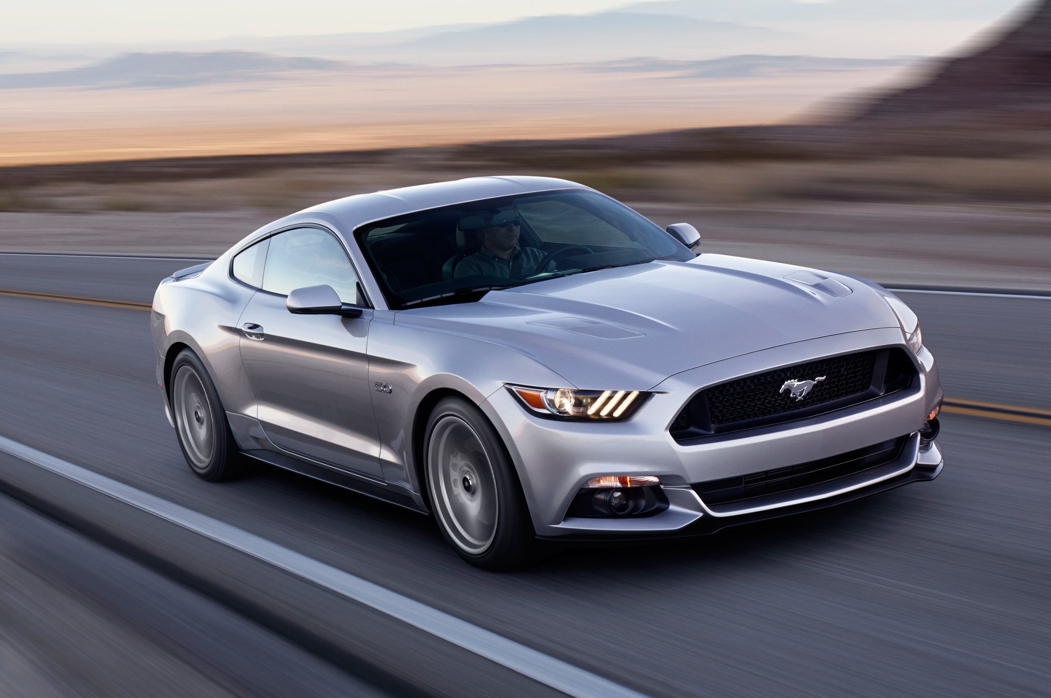 2015 Ford Mustang Silver Performance (Photo 27 of 30)