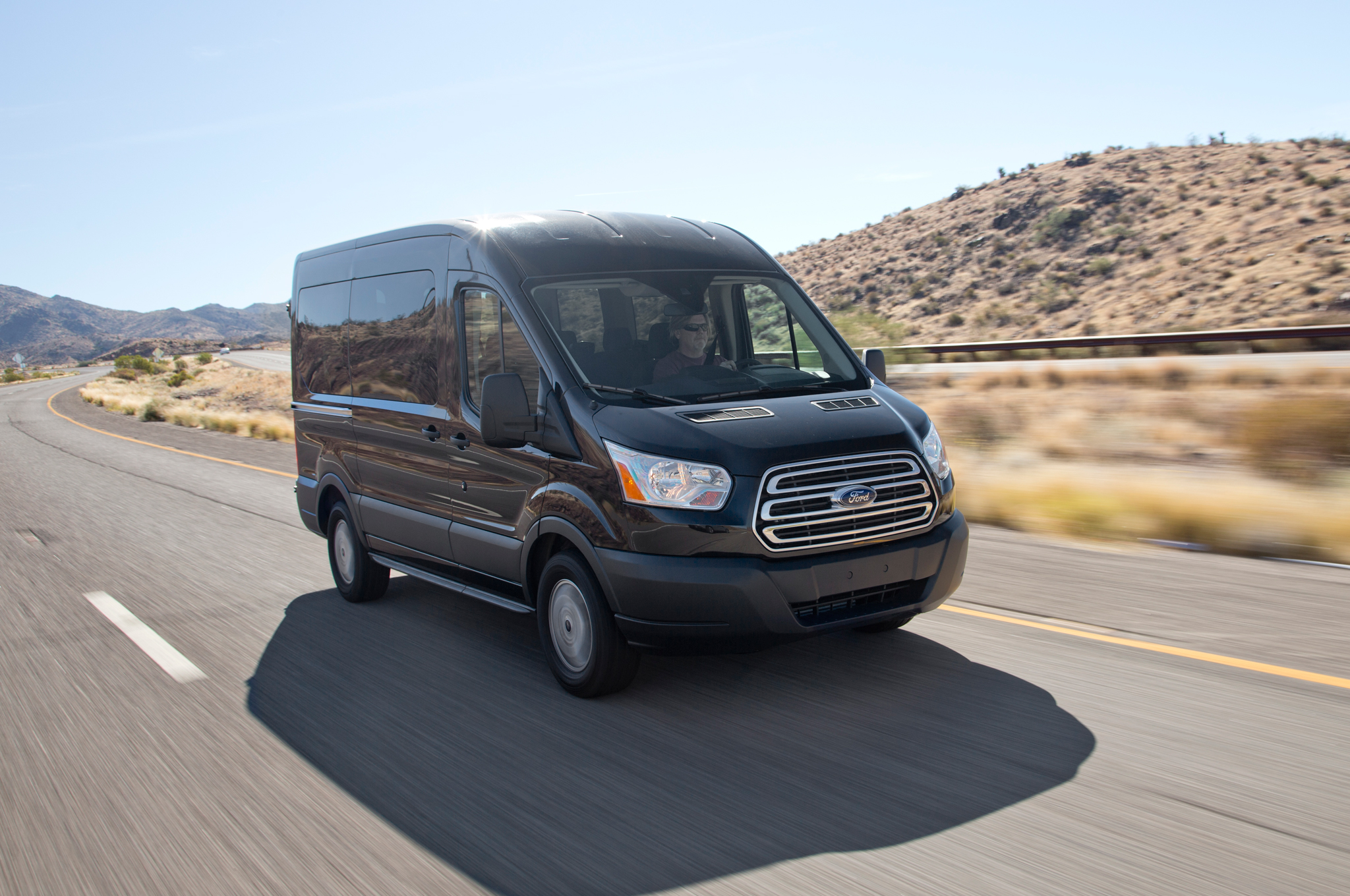 Featured Image of 2015 Ford Transit
