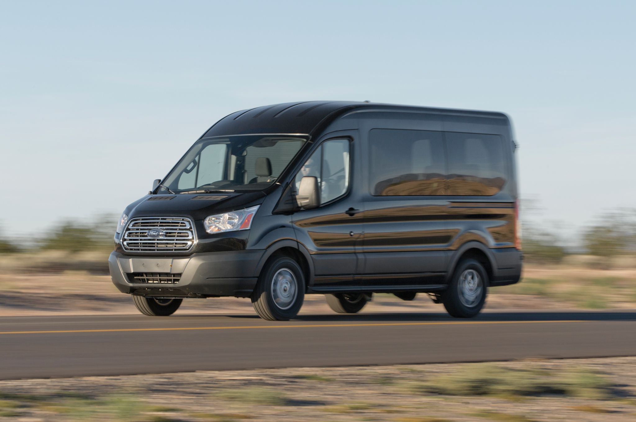 2015 Ford Transit 150 Exterior Overview (Photo 6 of 13)