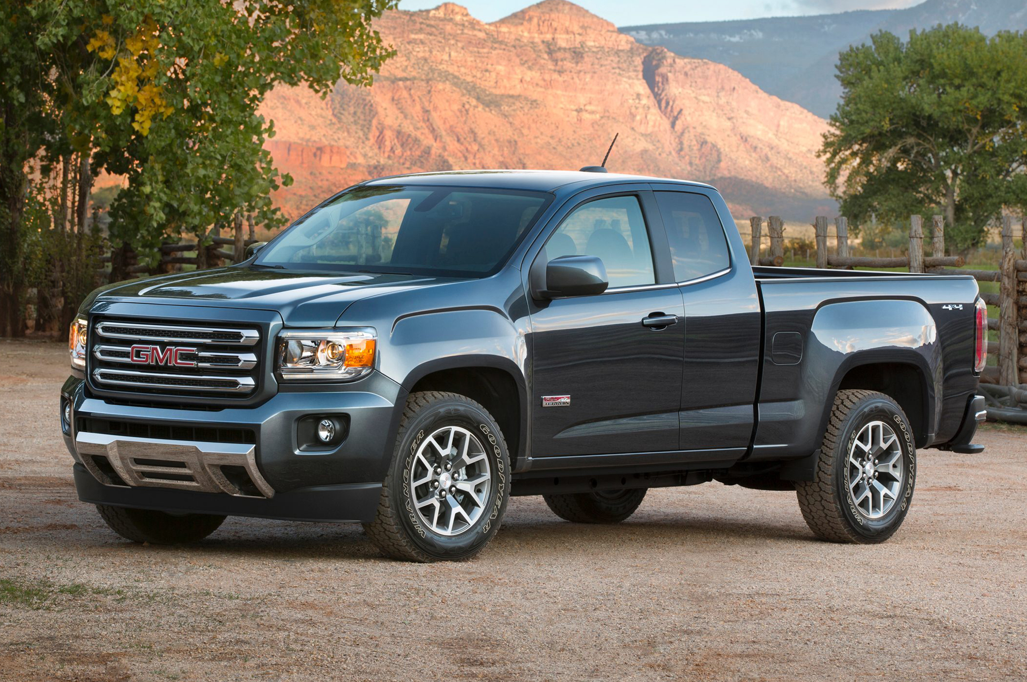 Featured Image of 2015 GMC Canyon
