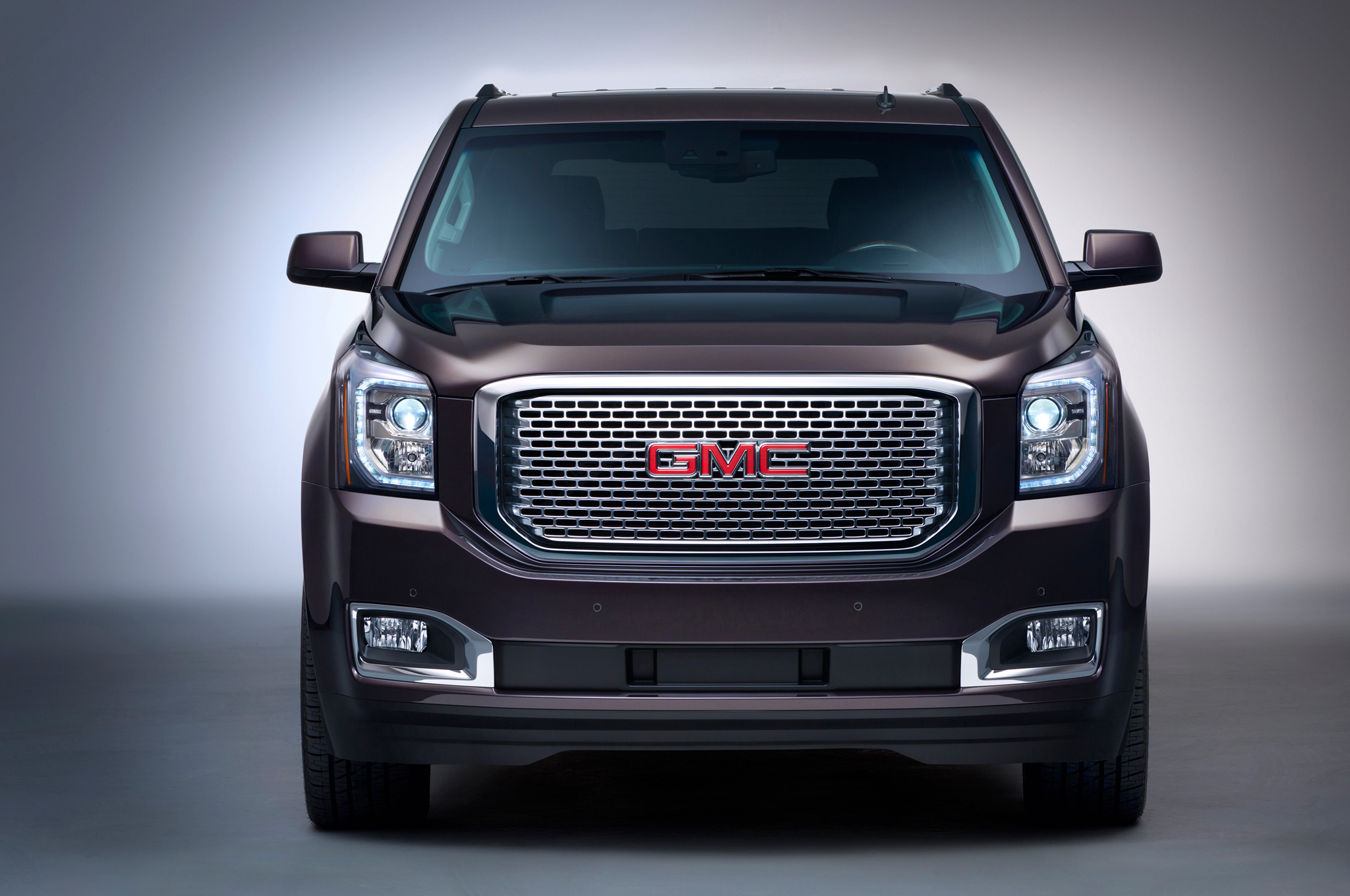 2015 Gmc Yukon Xl Front Grille View (Photo 6 of 10)