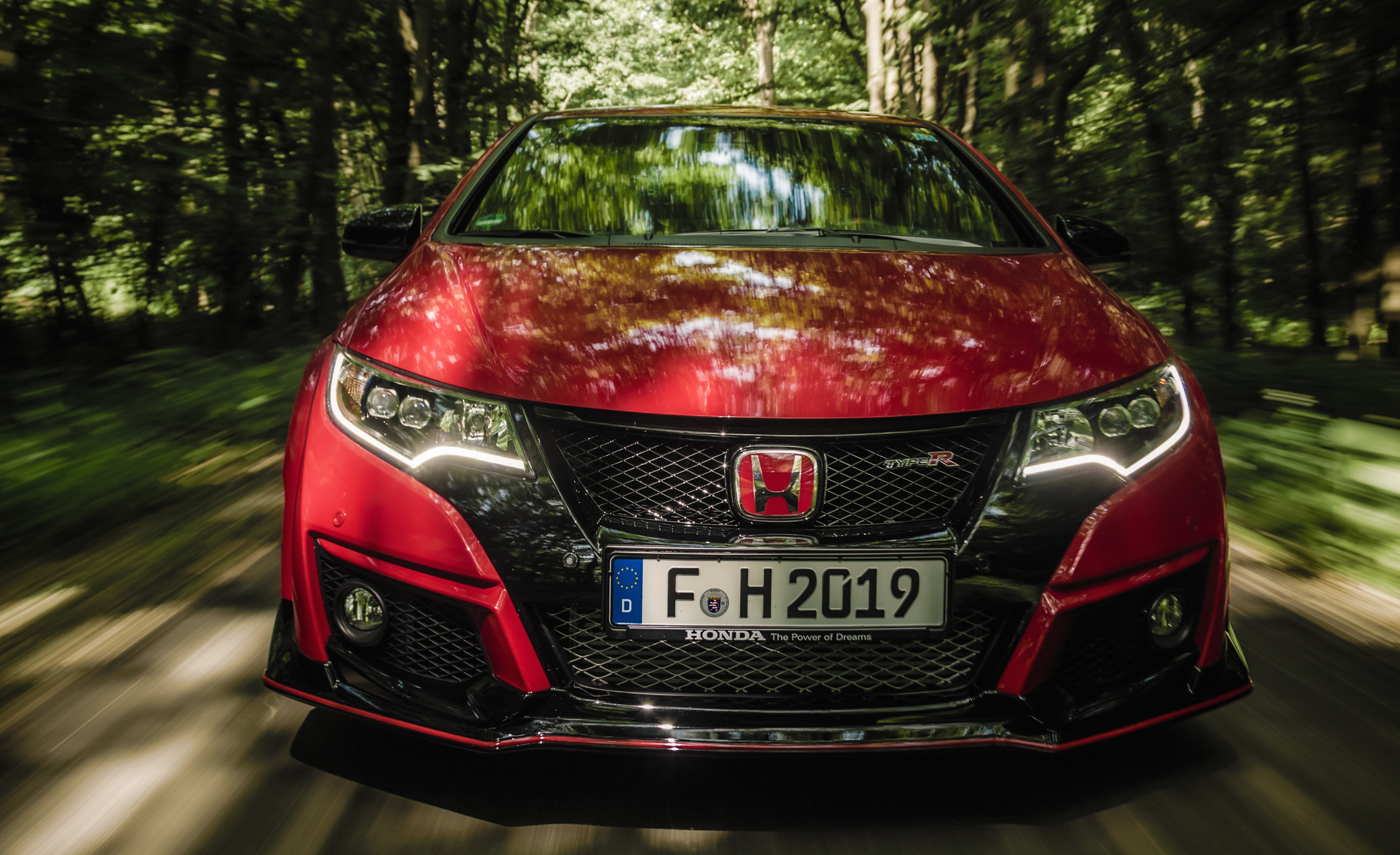 2015 Honda Civic Type R (Euro Spec) (View 22 of 34)
