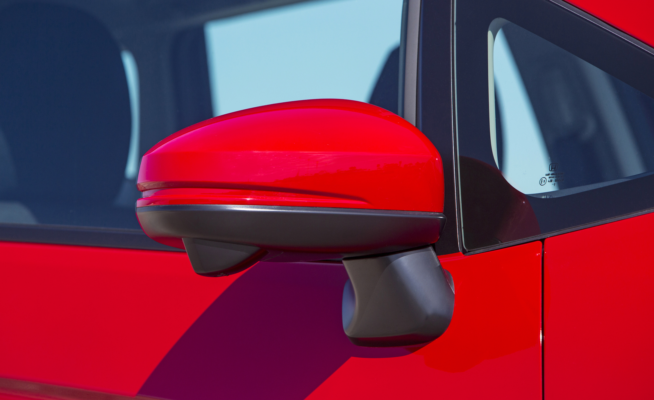 2015 Honda Fit Side View Mirror (View 2 of 16)