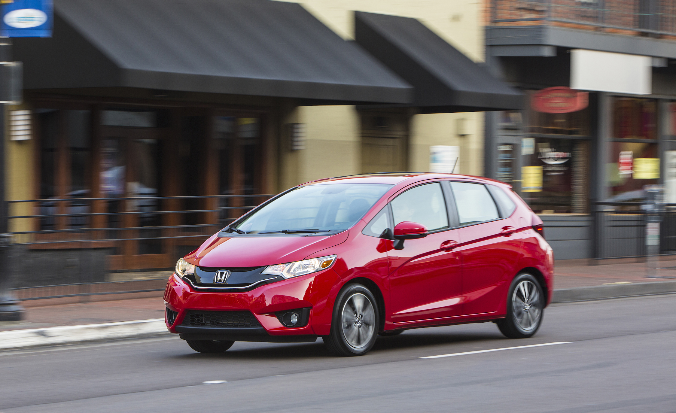 2015 Honda Fit (Photo 4 of 16)