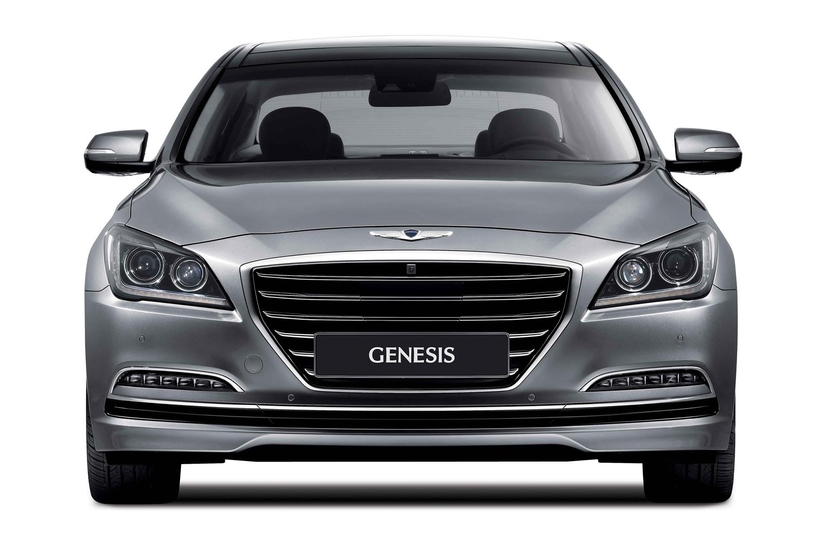 2015 Hyundai Genesis Front End (View 3 of 11)