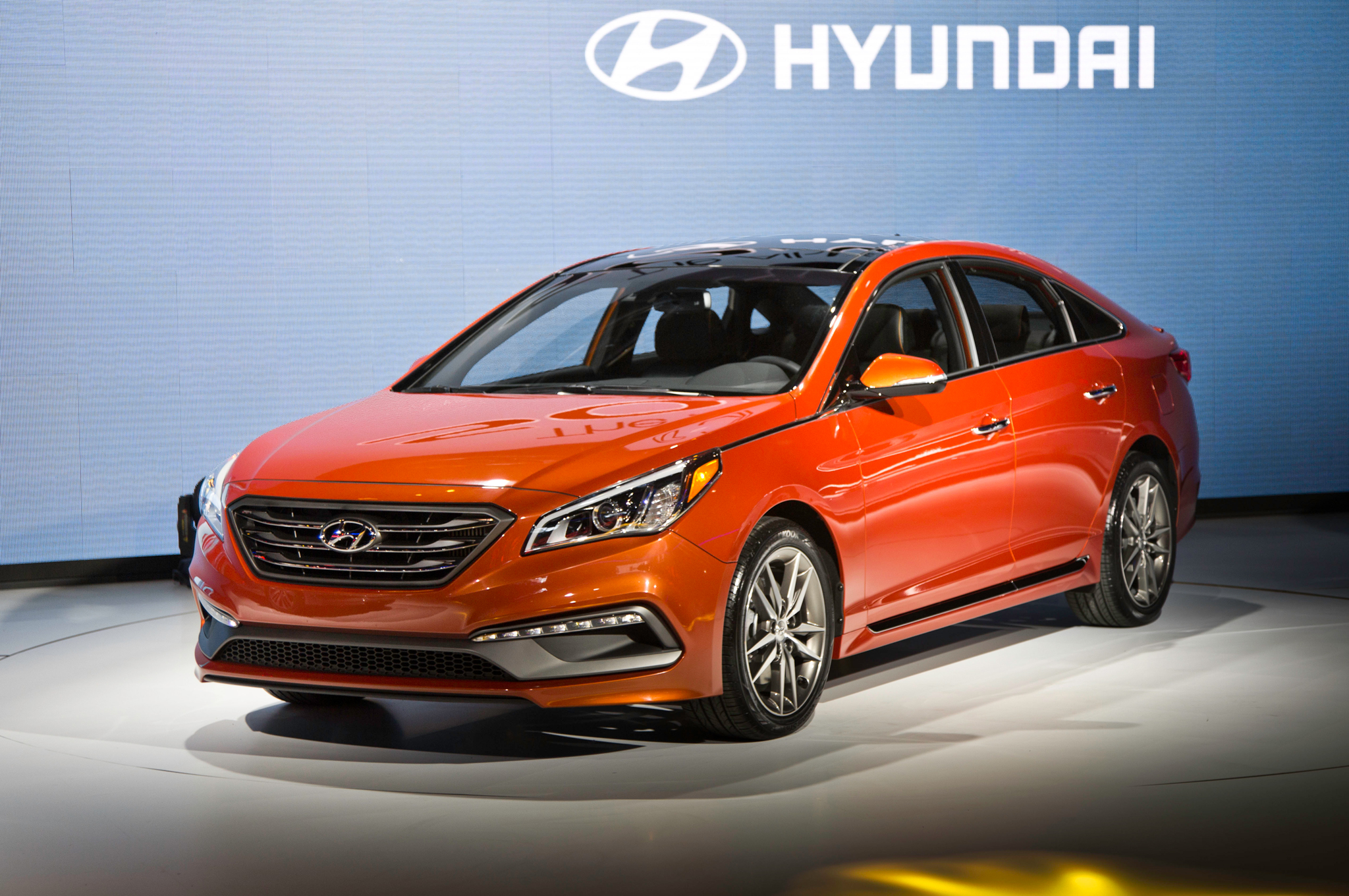 2015 Hyundai Sonata Facelift (Photo 5 of 11)