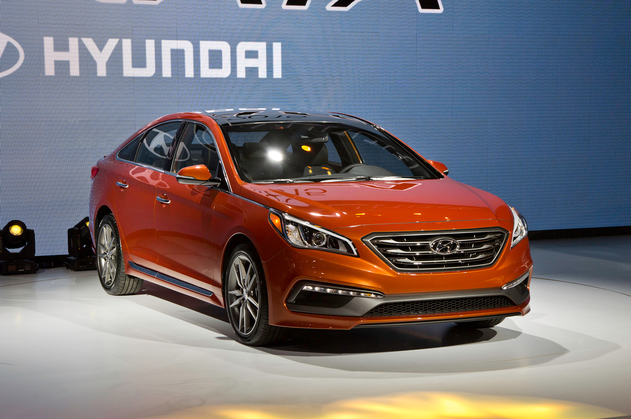 2015 Hyundai Sonata Preview (Photo 11 of 11)