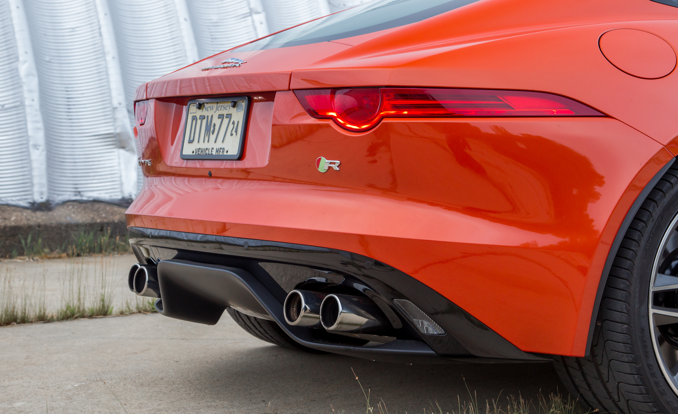 2015 Jaguar F Type R Coupe (Photo 3 of 26)