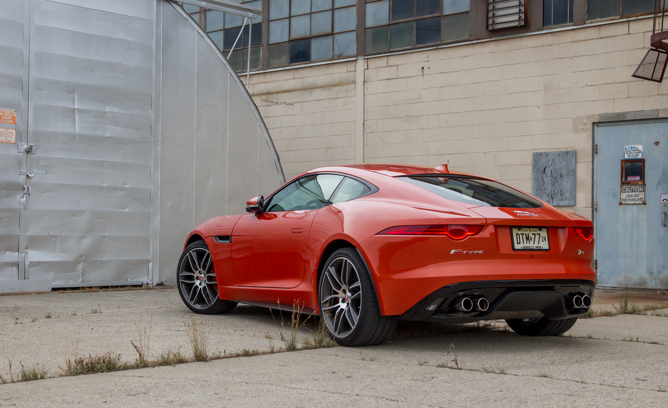 2015 Jaguar F Type R Coupe (View 2 of 26)