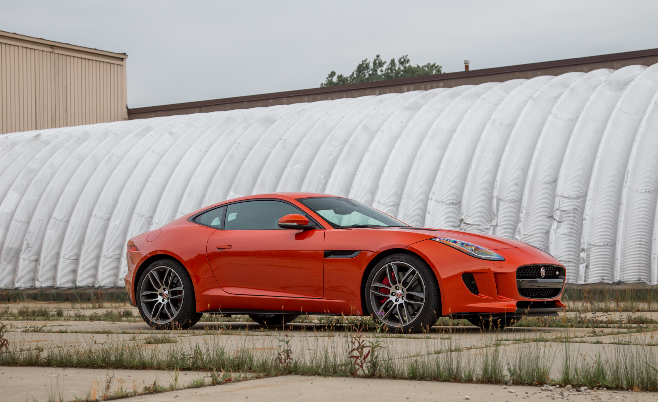 2015 Jaguar F Type R Coupe (View 6 of 26)