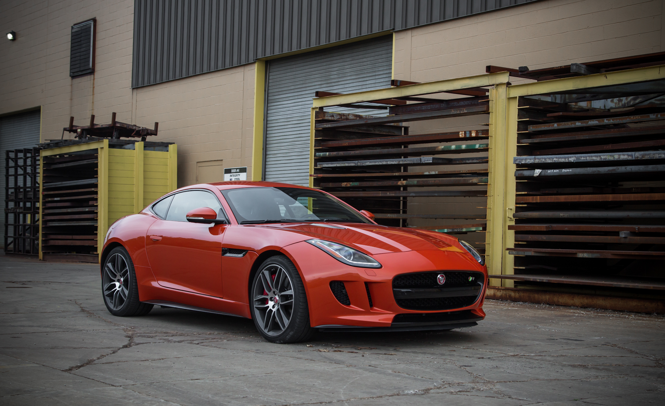 2015 Jaguar F Type R Coupe (View 5 of 26)