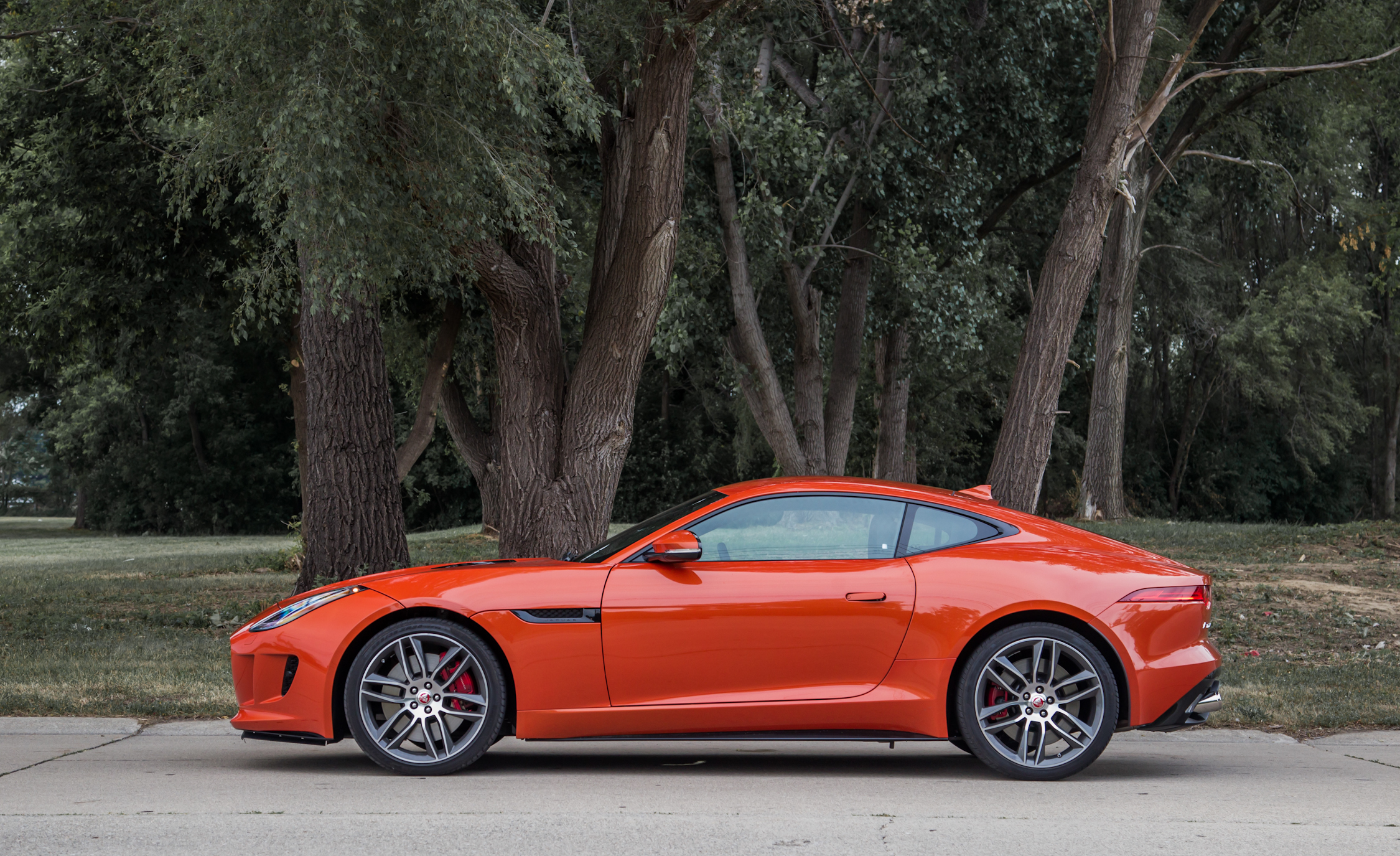 2015 Jaguar F Type R Coupe (View 4 of 26)