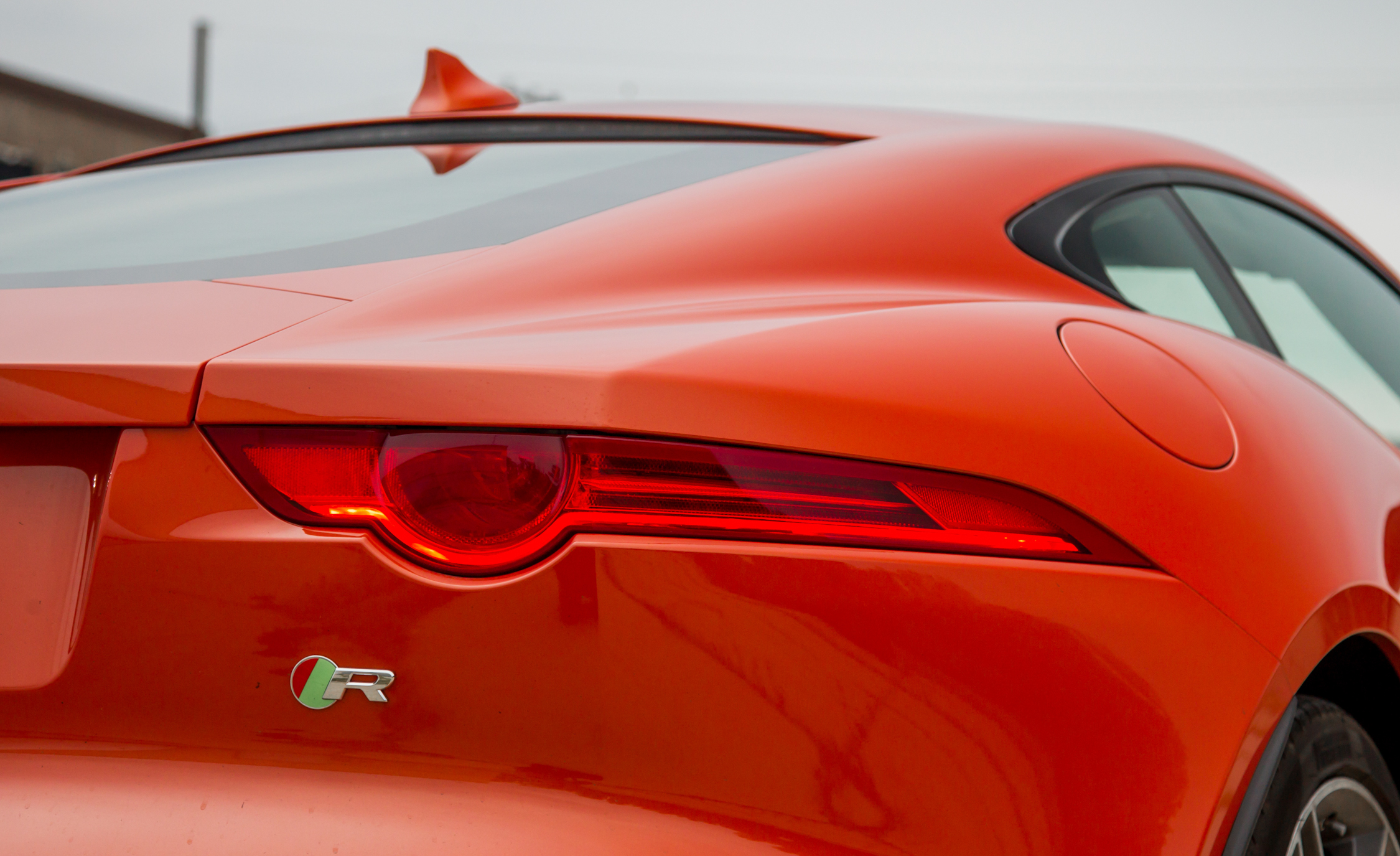 2015 Jaguar F Type R Coupe (View 7 of 26)