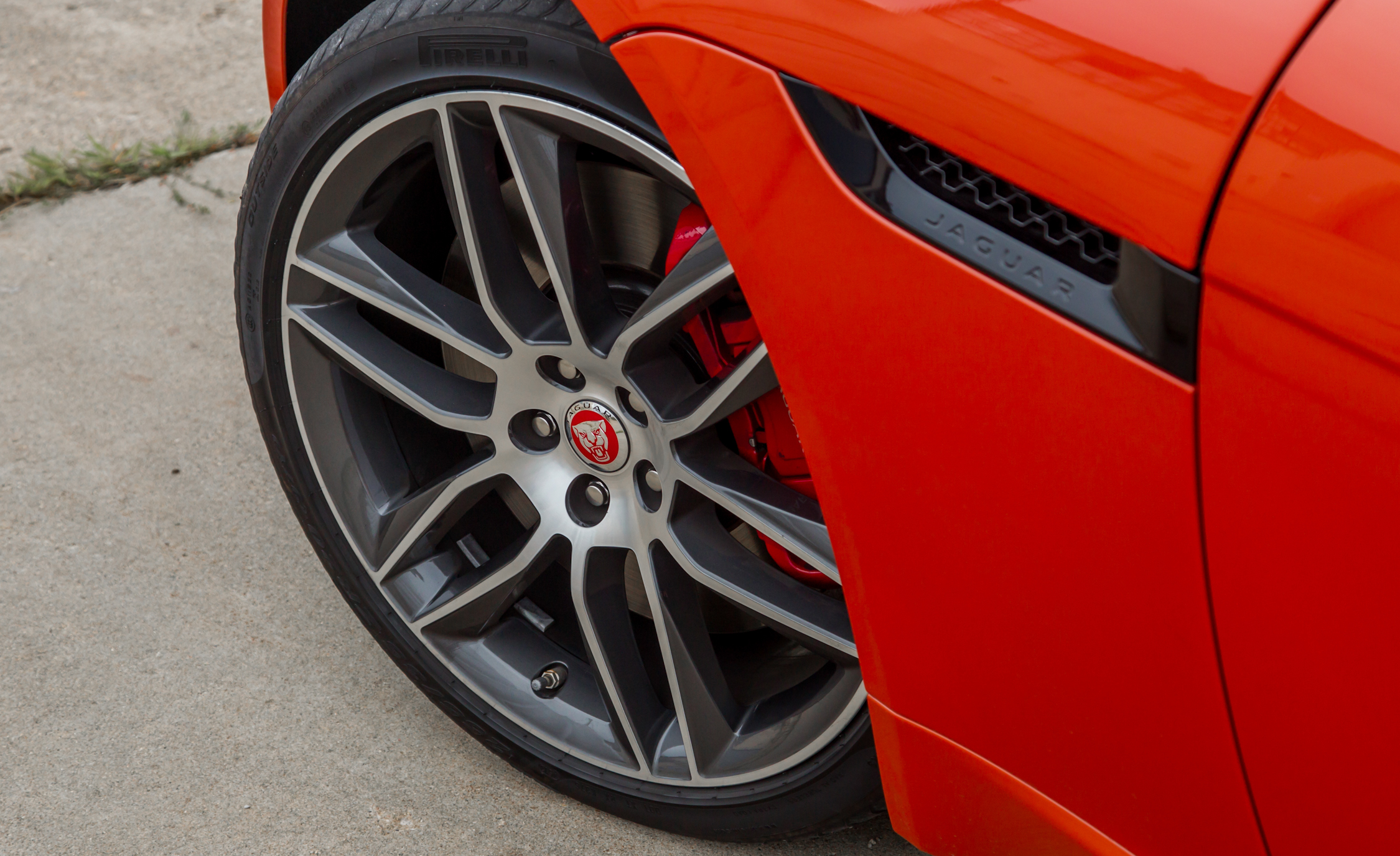 2015 Jaguar F Type R Coupe (View 8 of 26)