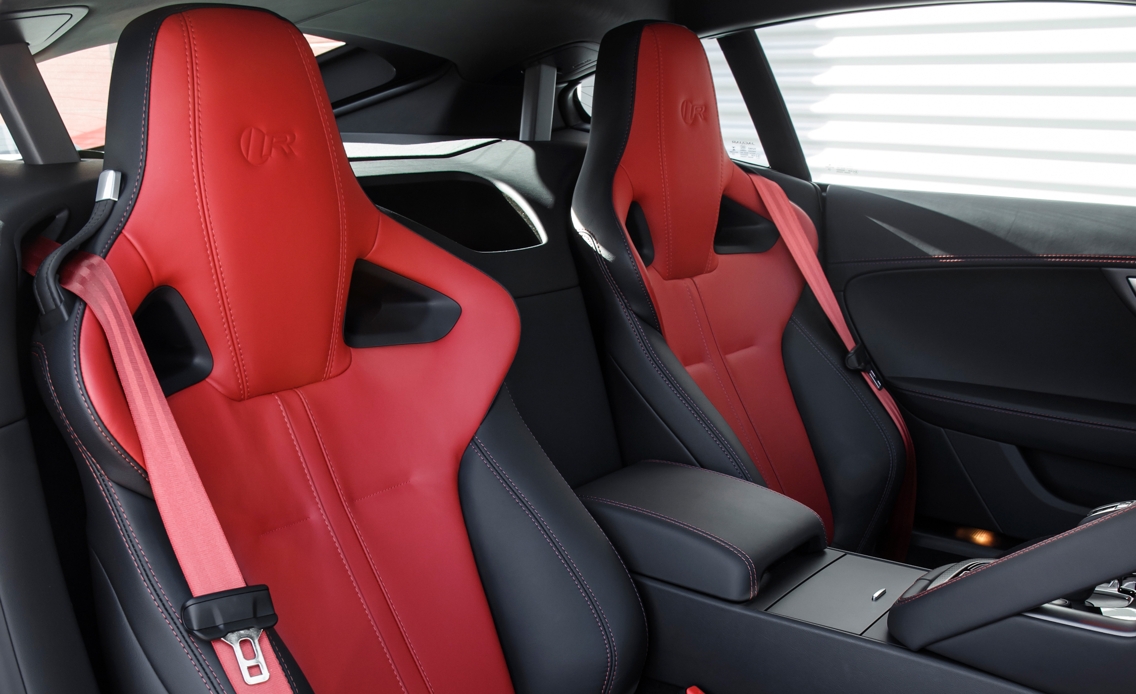 2015 Jaguar F Type R Coupe Interior (Photo 19 of 26)